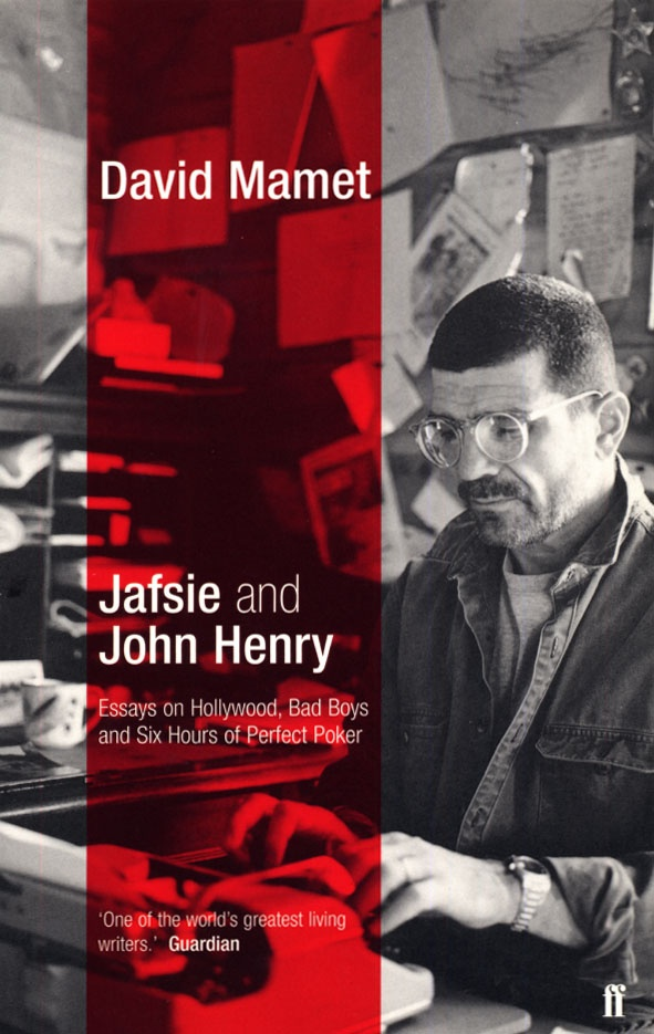 david mamet essay This sample david mamet essay is published for informational purposes only free essays and research papersread more here.