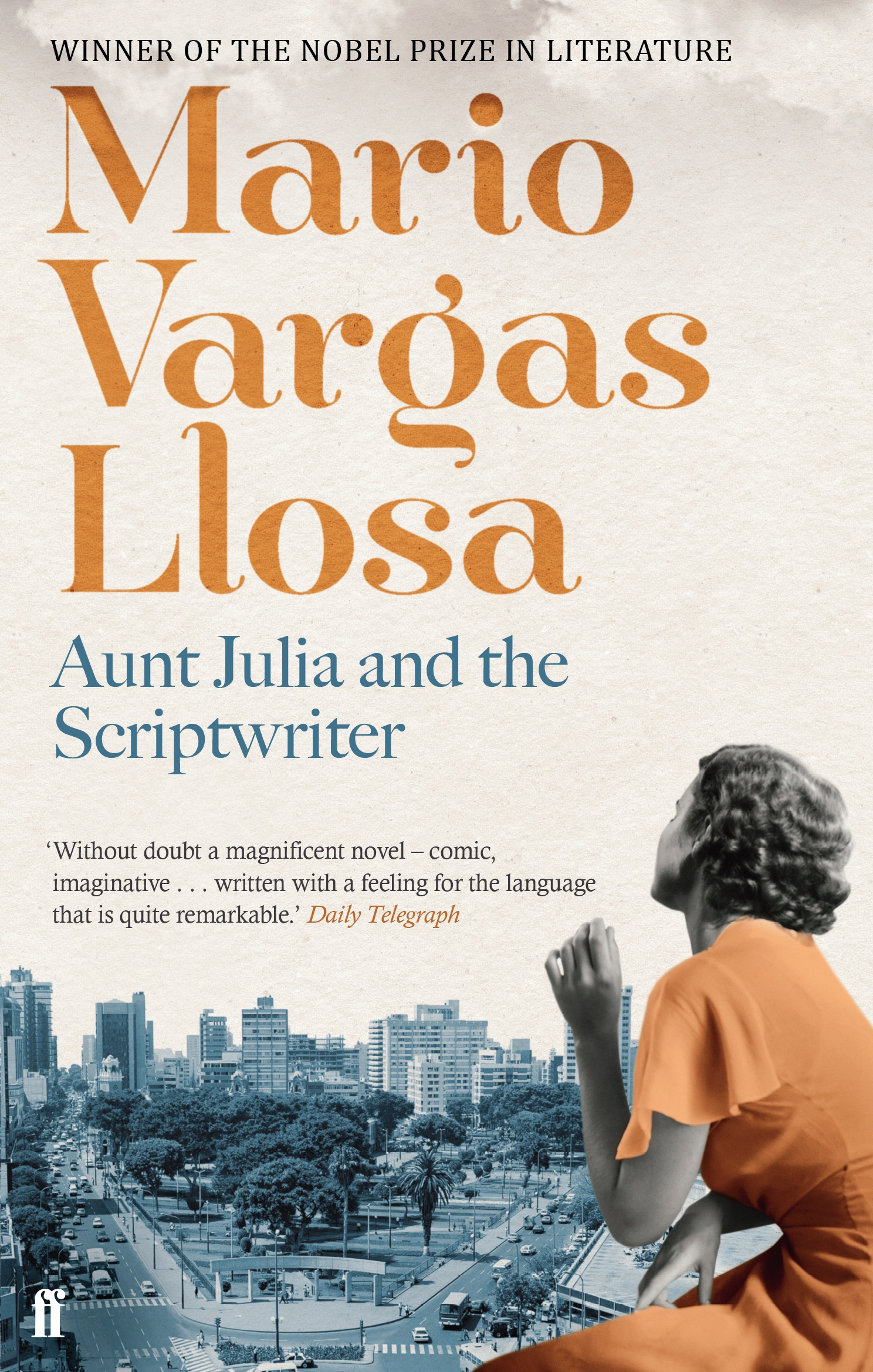 aunt julia and the scriptwriter summary Read the empire review of aunt julia and the scriptwriter find out everything you need to know about the film from the world's biggest movie destination.