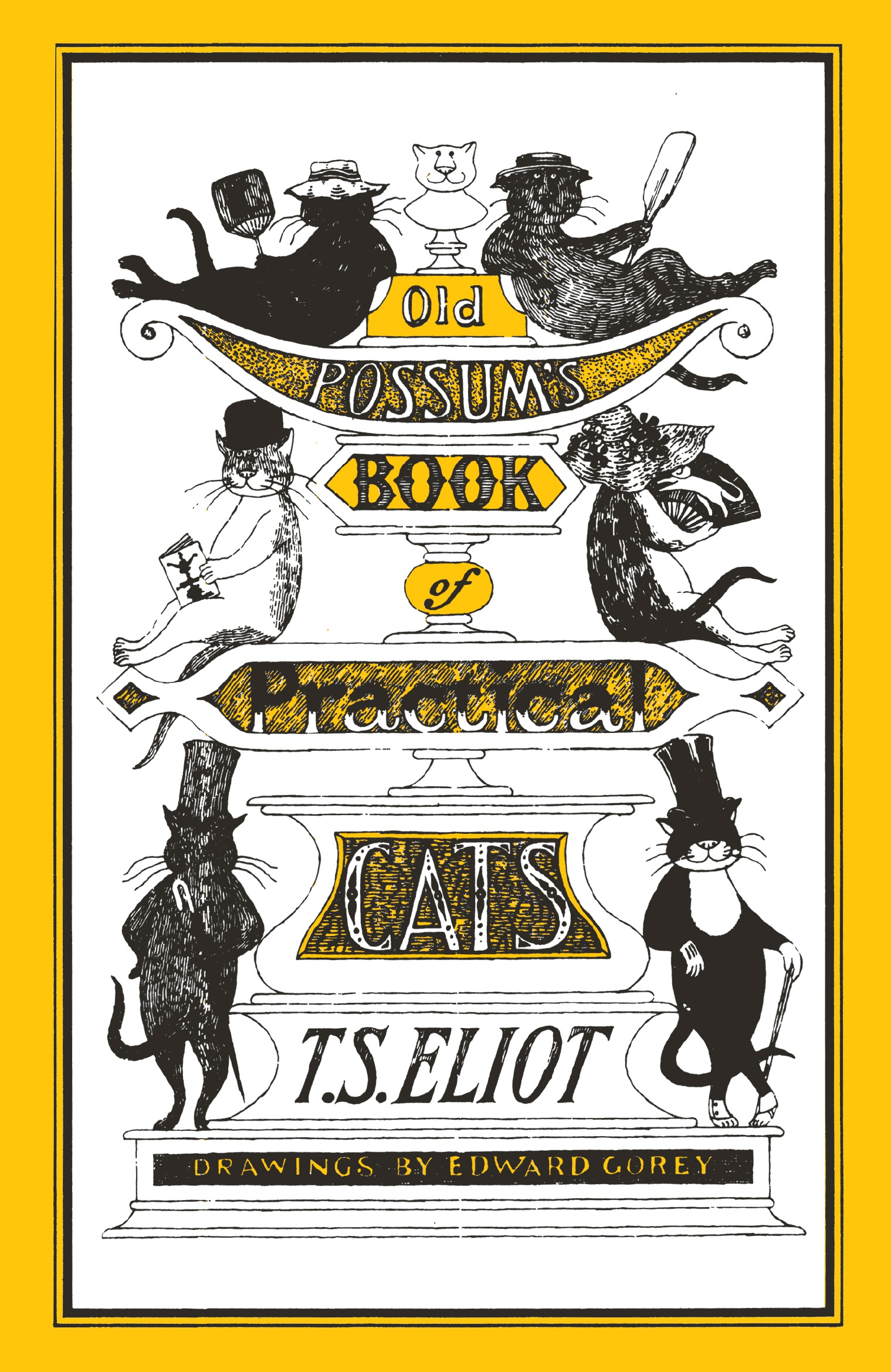 a look at the poetry of allen ginsberg and ts eliot Buy the waste land and other poems reprint by t s eliot (isbn: 9780571202706) i'm not really qualified to review ts eliot recently in this space i reviewed allen ginsberg's modern 'beat' classic howl.