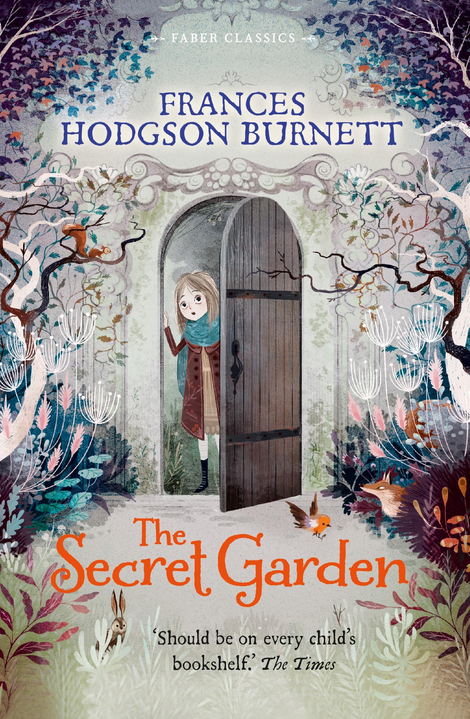 The Secret Garden Frances Hodgson Burnett 9780571323395 Allen Unwin Australia