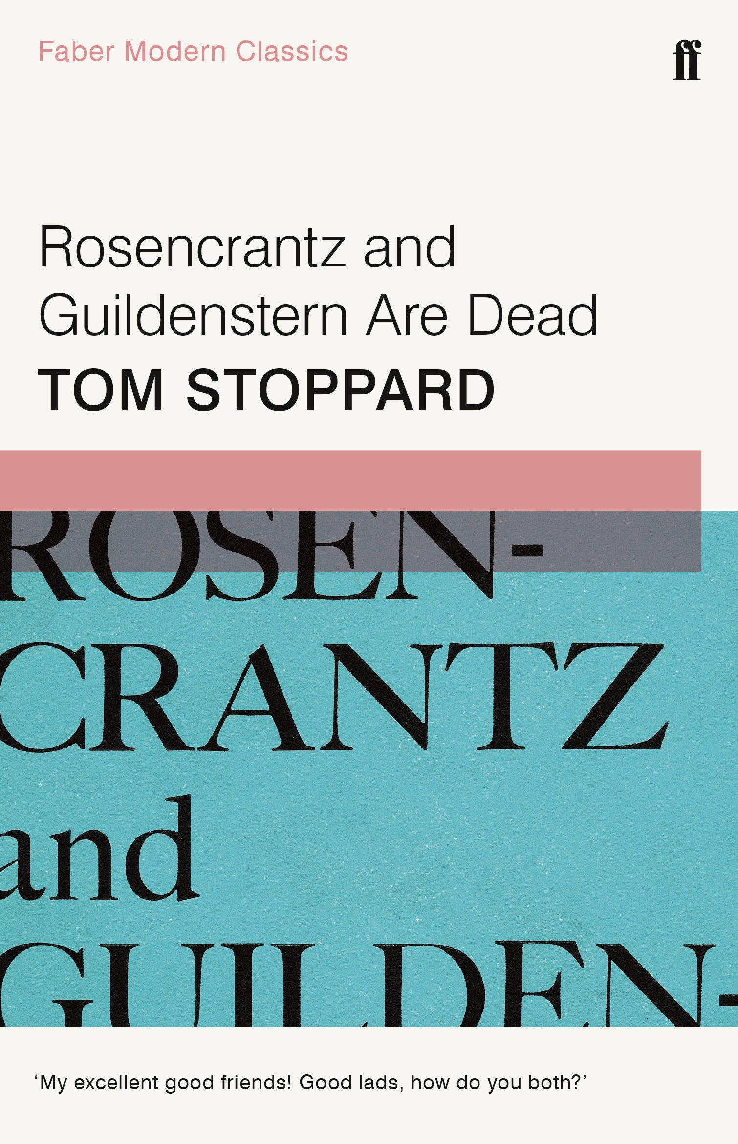 a response to rosencrantz and guildenstern are dead a play by tom stoppard Rosencrantz and guildenstern are dead, often referred to as just rosencrantz and guildenstern, is an absurdist, existential tragicomedy by tom stoppard.