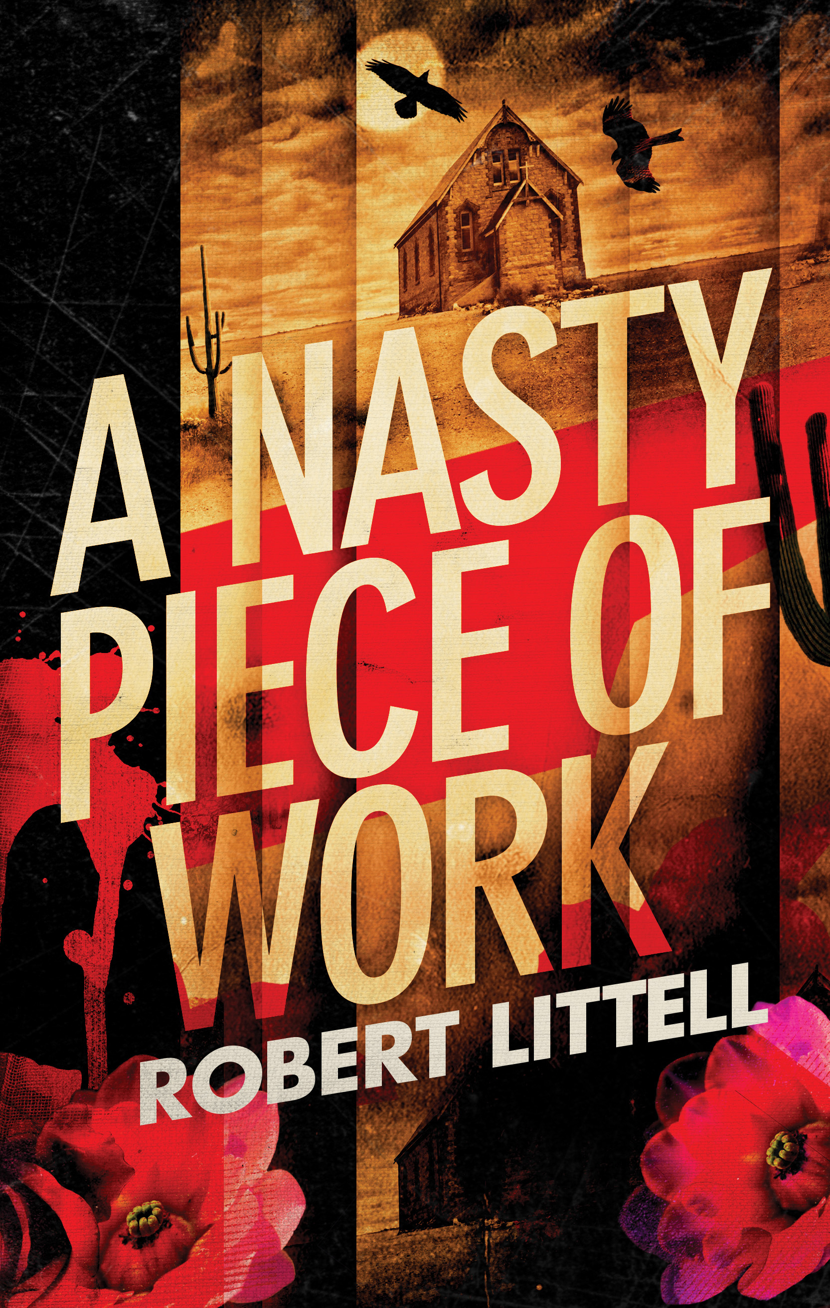 A Nasty Piece of Work - Robert Littell - 9780715647349