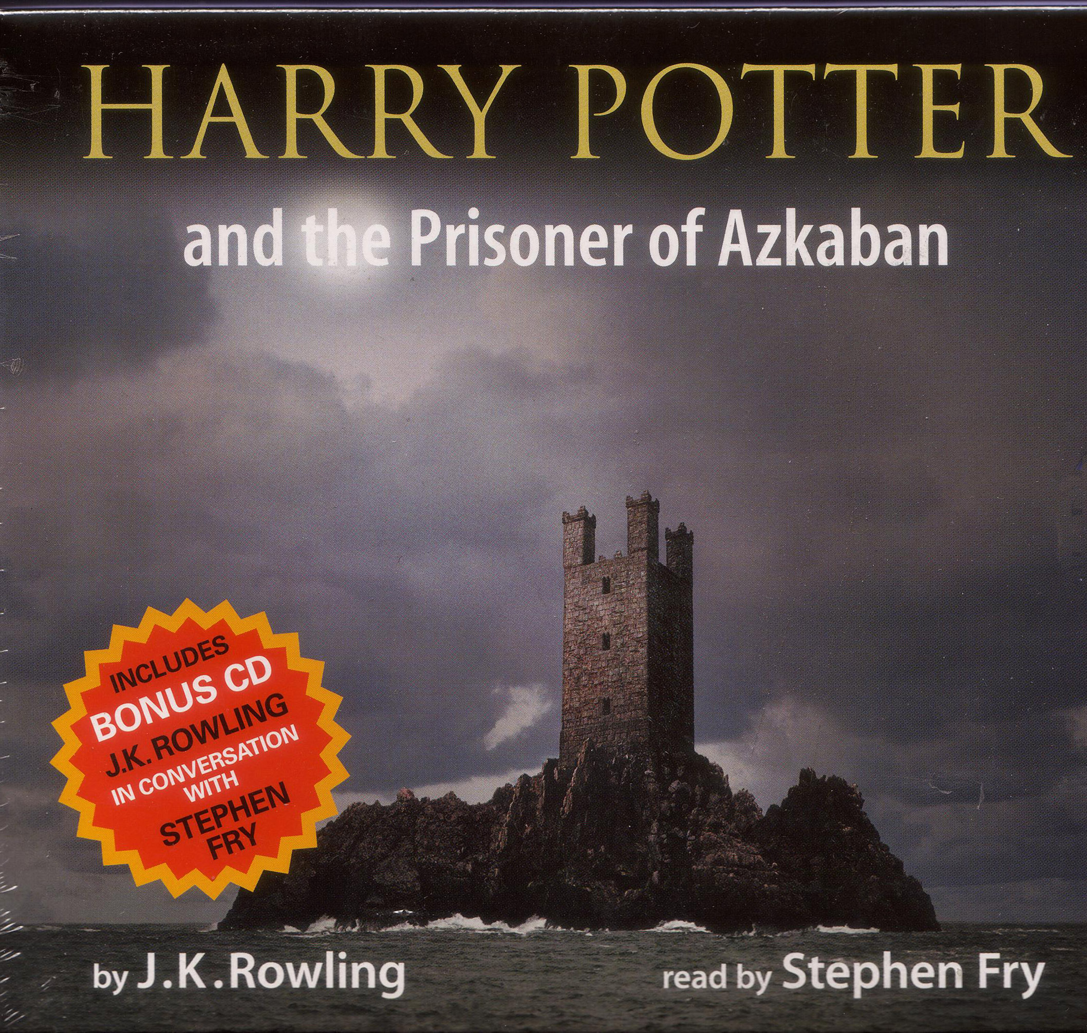 an analysis of the book harry potter and the prisoner of azkaban by j k rowling Harry potter and the prisoner of azkaban is a fantasy novel written by british author j k rowling and the third in the harry potter series the book follows harry potter, a young wizard , in his third year at hogwarts school of witchcraft and wizardry.
