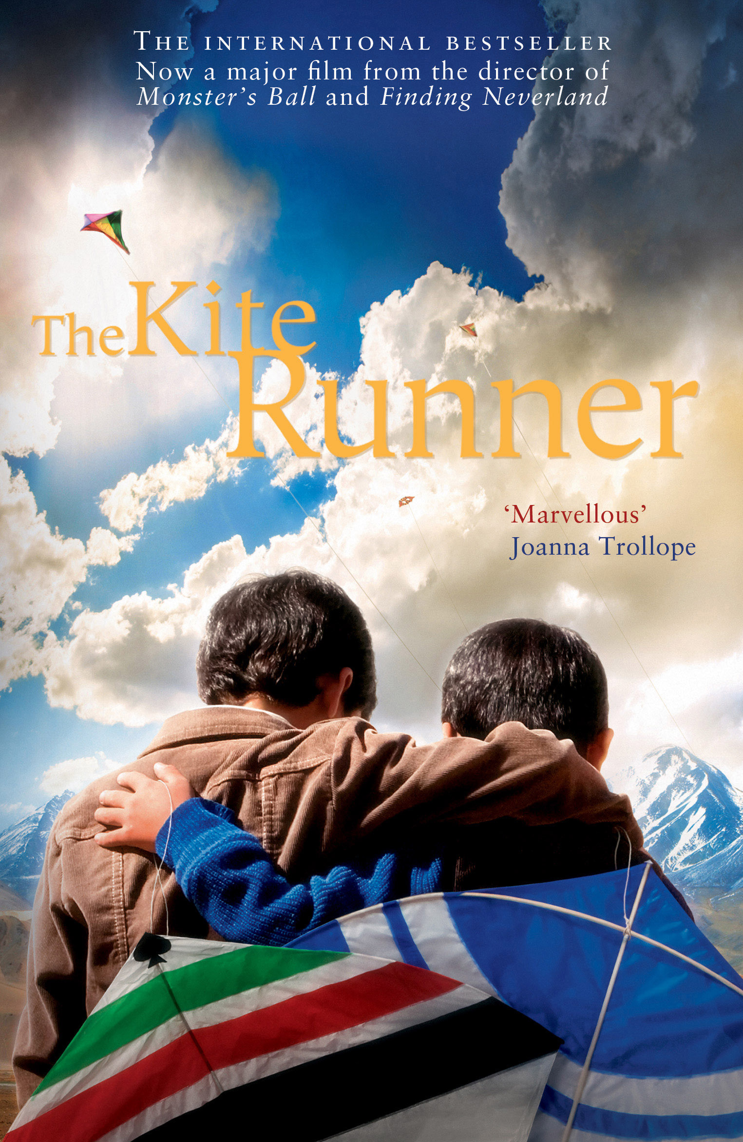 kite runner film tie in khaled hosseini allen cover