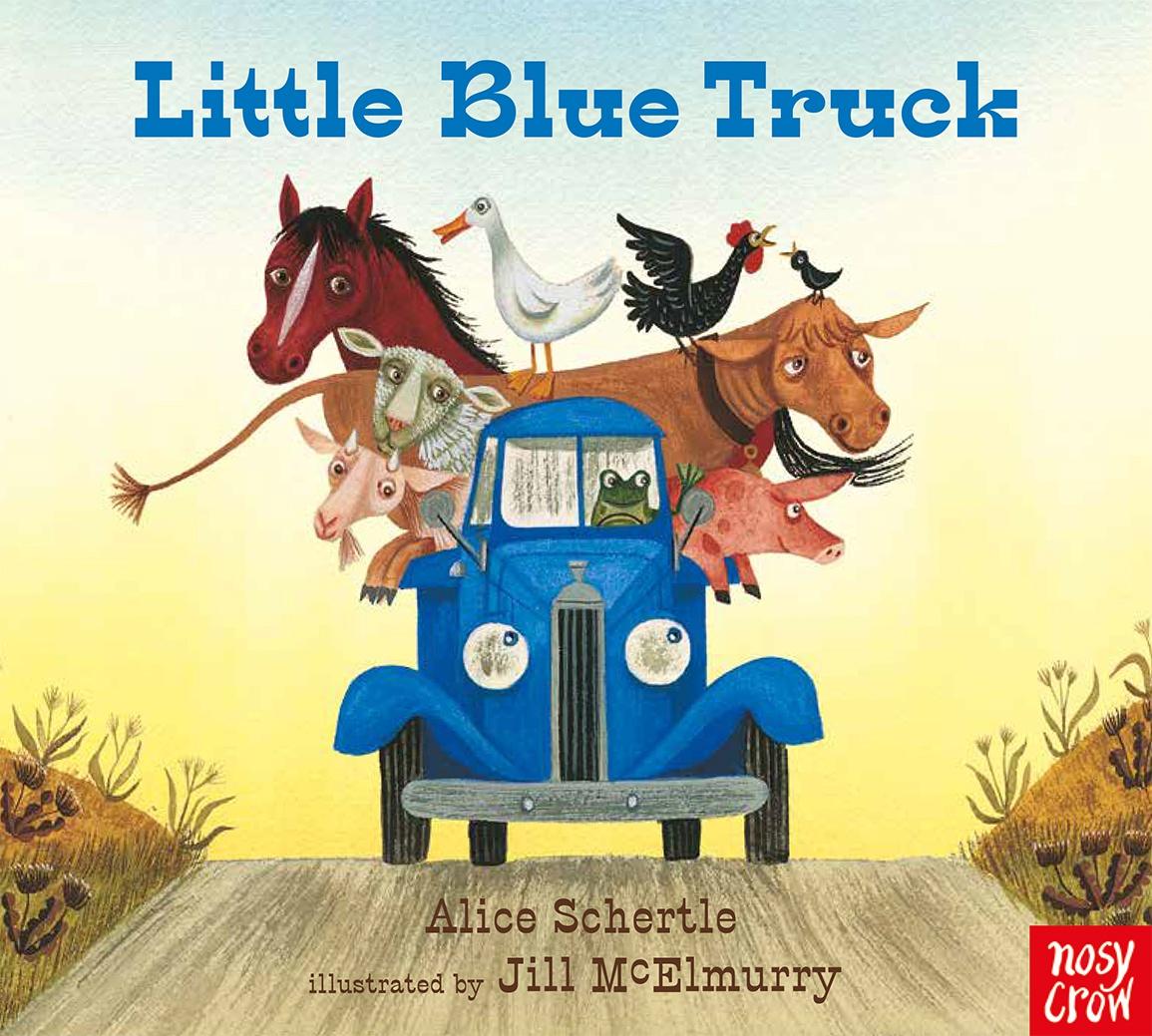 Alice Schertle, Illustrated By Jill