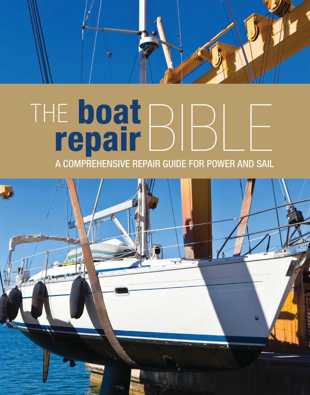 The Boat Repair Bible - Adlard Coles - 9781408133217 - Allen