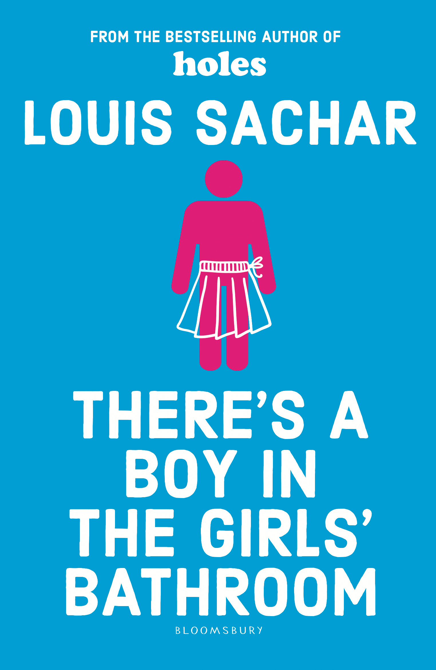Download cover. There  39 s a Boy in the Girls  39  Bathroom   Louis Sachar