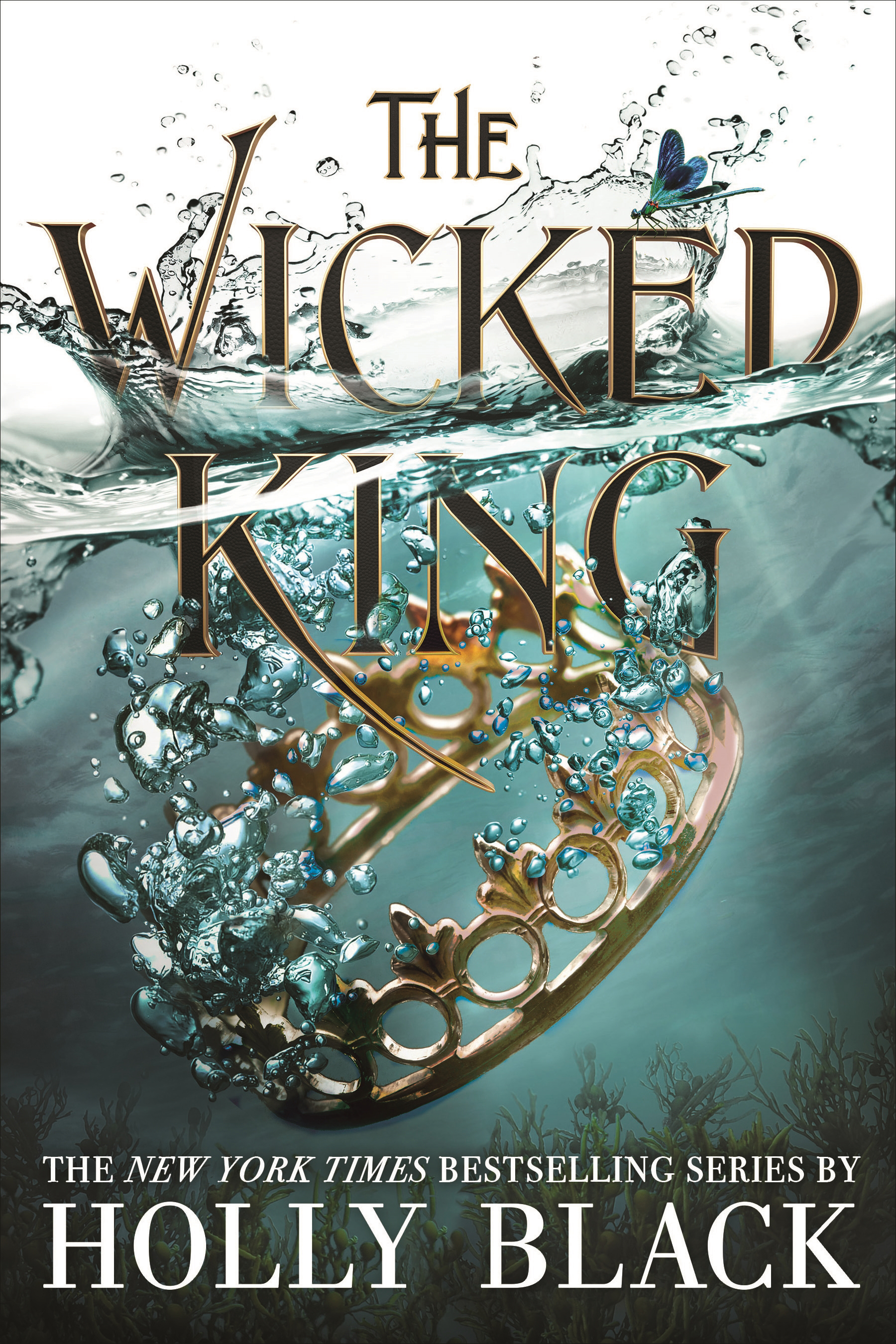 The Wicked King (The Folk of the Air #2) - Holly Black