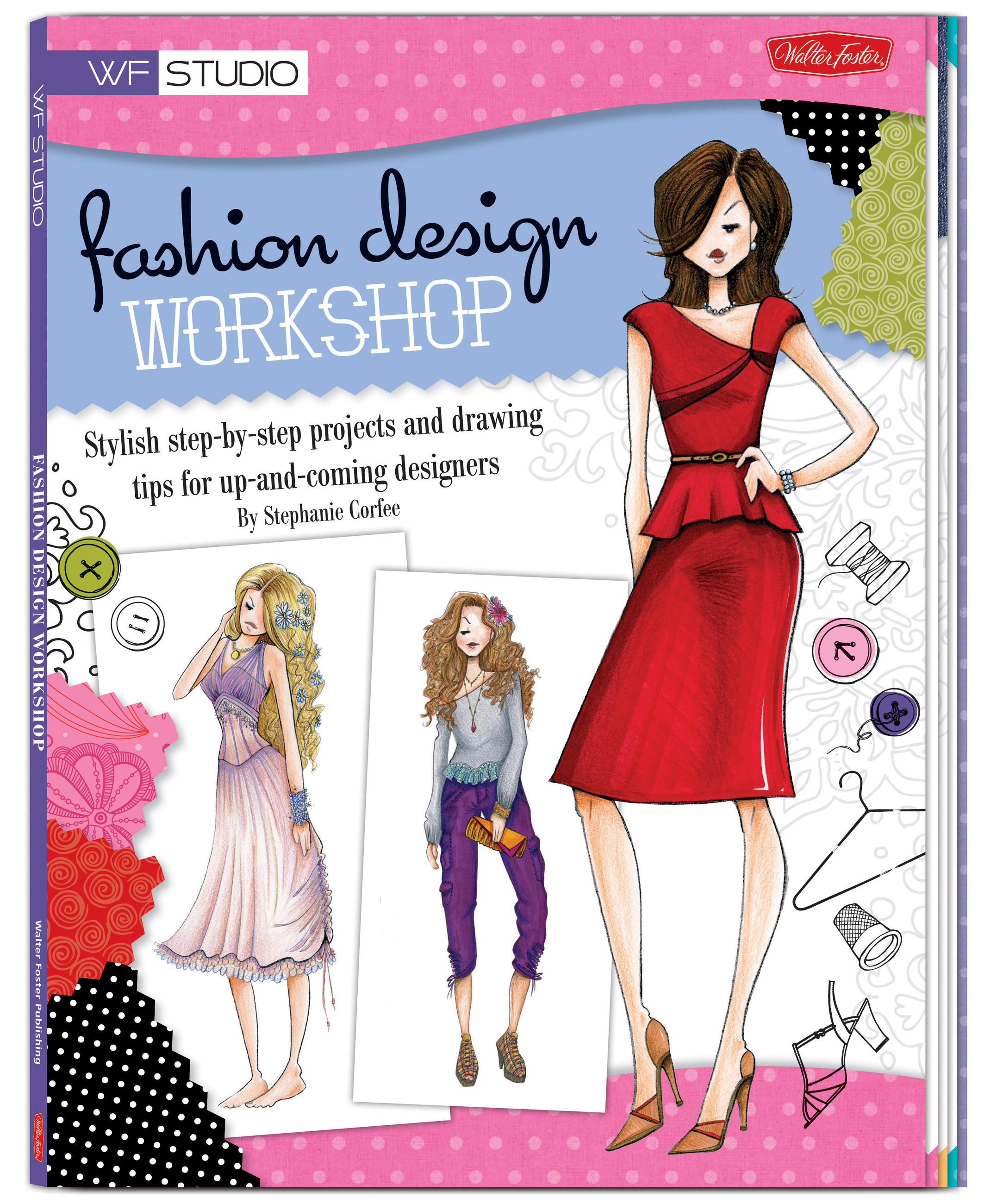 Klutz fashion design kit 3