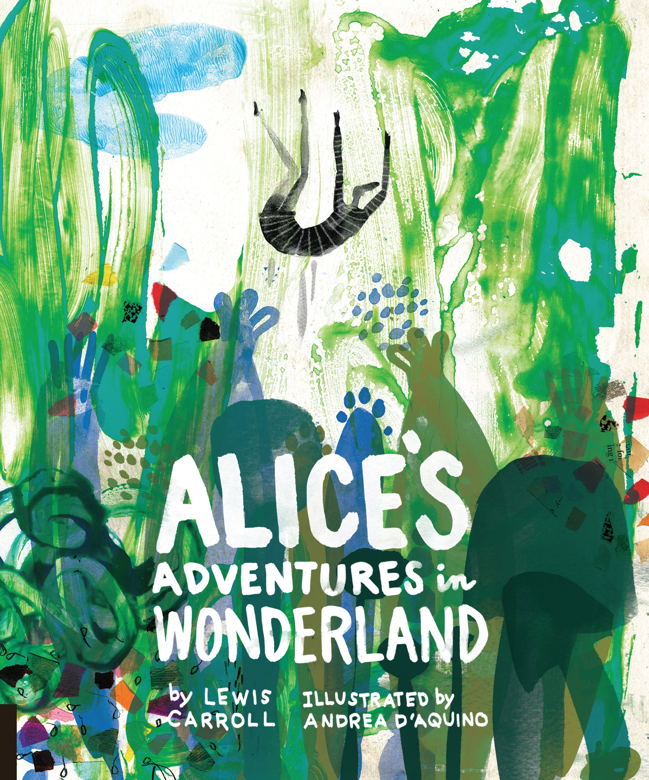 a review of lewis carolls book alice in wonderland Buy alice in wonderland: (full color illustrations) by lewis carroll, john tenniel (isbn: 9781502529558) from amazon's book store everyday low prices and free delivery on.