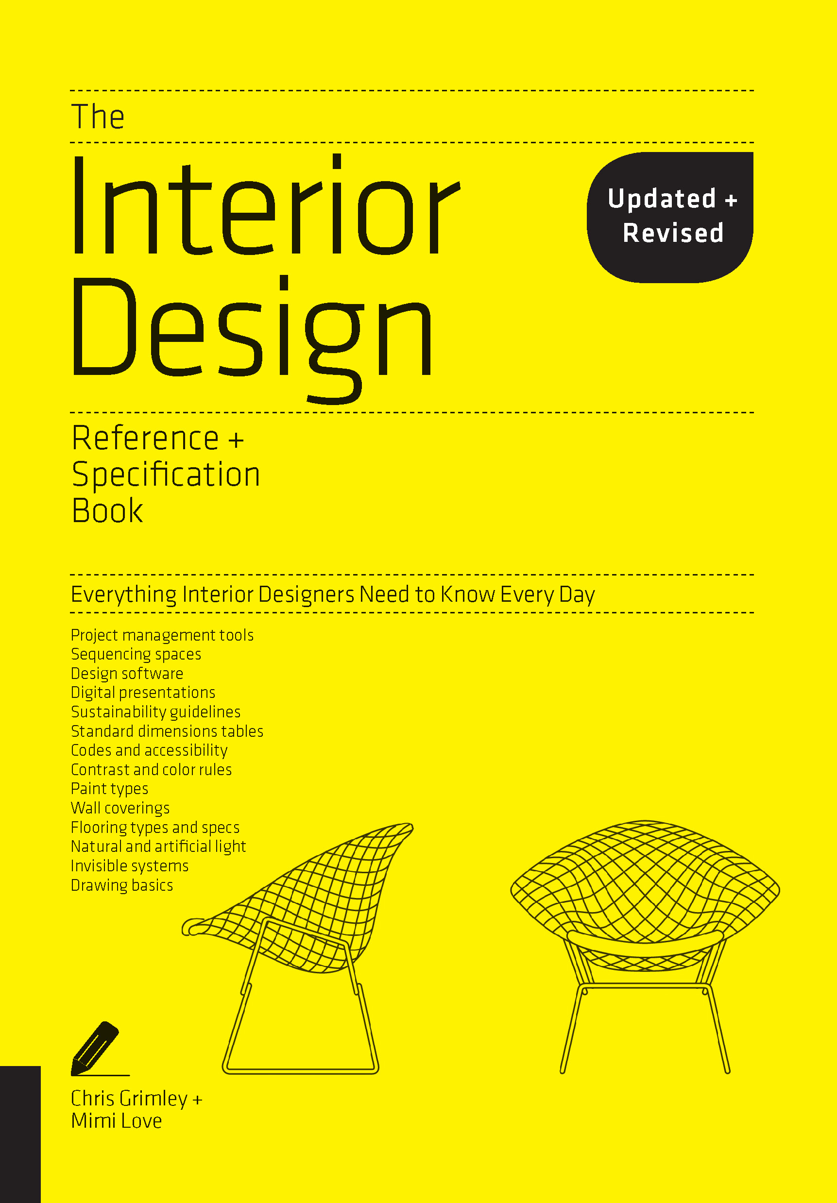 The interior design reference specification book chris for Interior design reference images