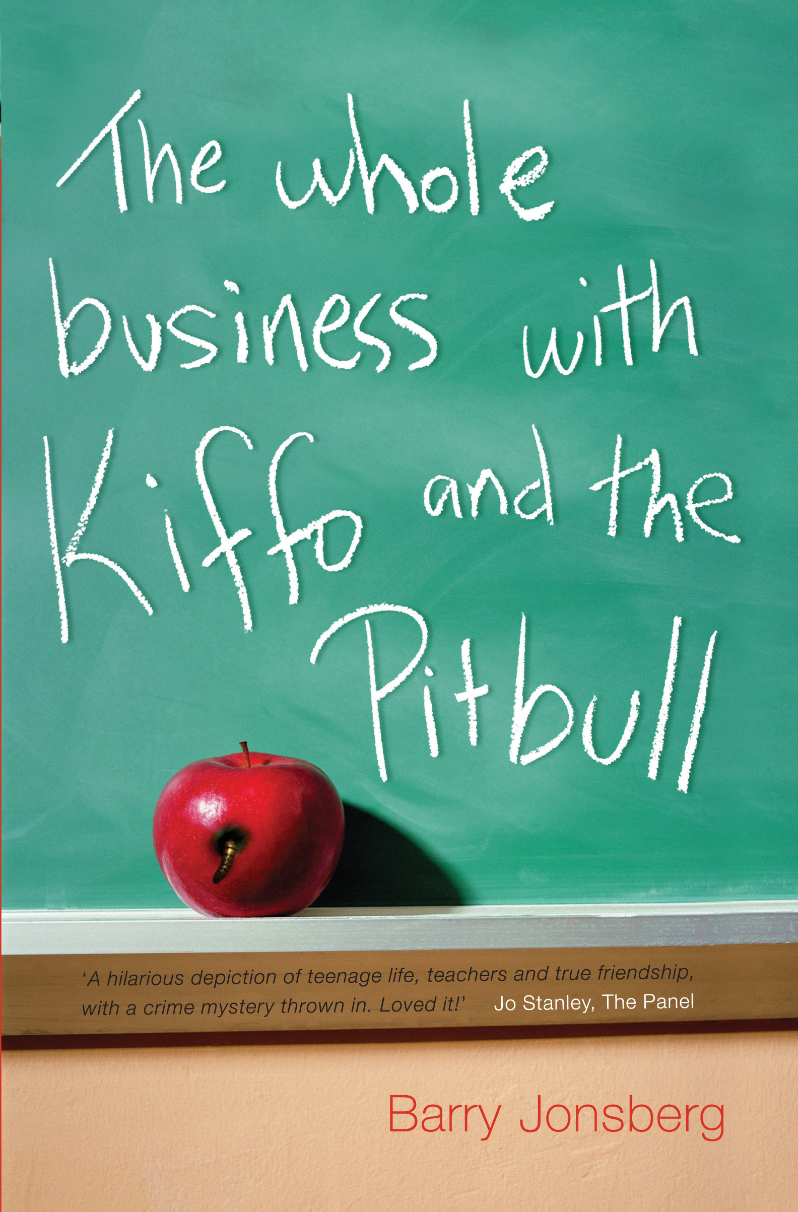 the whole business with kiffo and Get this from a library the whole business with kiffo and the pit bull [barry jonsberg.