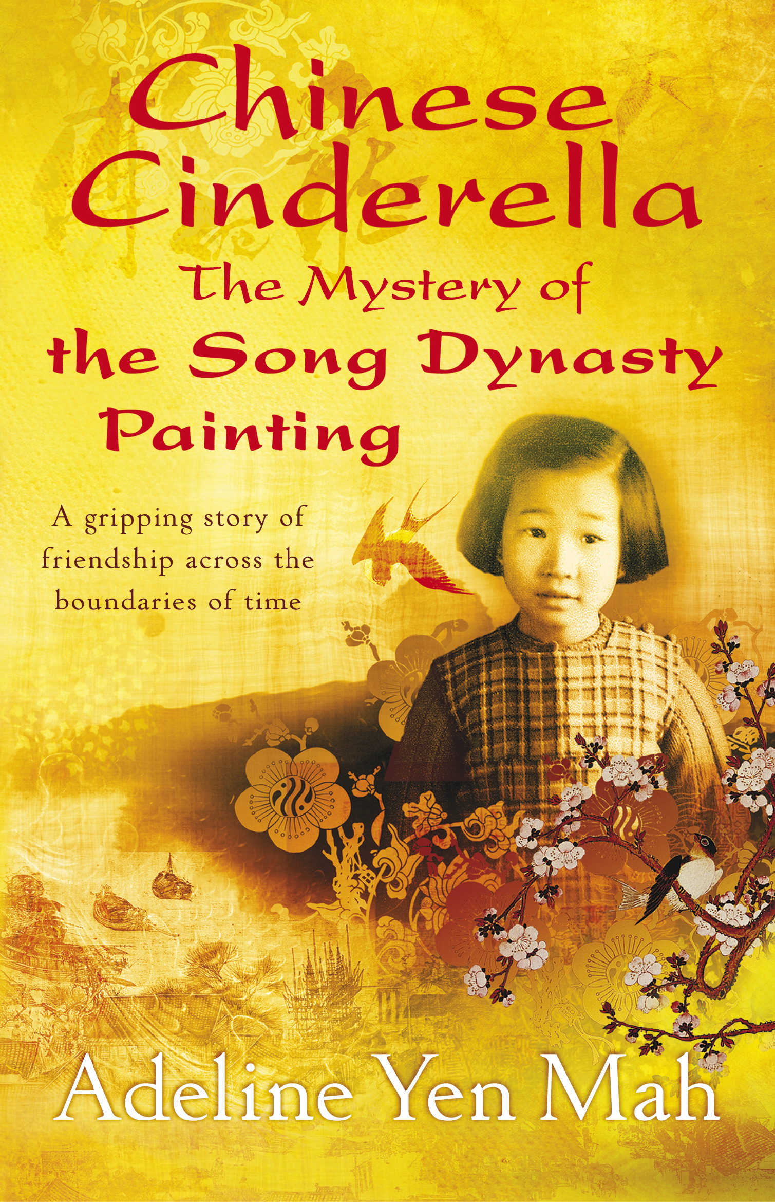 chinese cinderella and the secret dragon society book report Adeline yen mah is the author of chinese cinderella: the true story of an unwanted daughter, an ala best book for young readers and a publishers weekly best book.