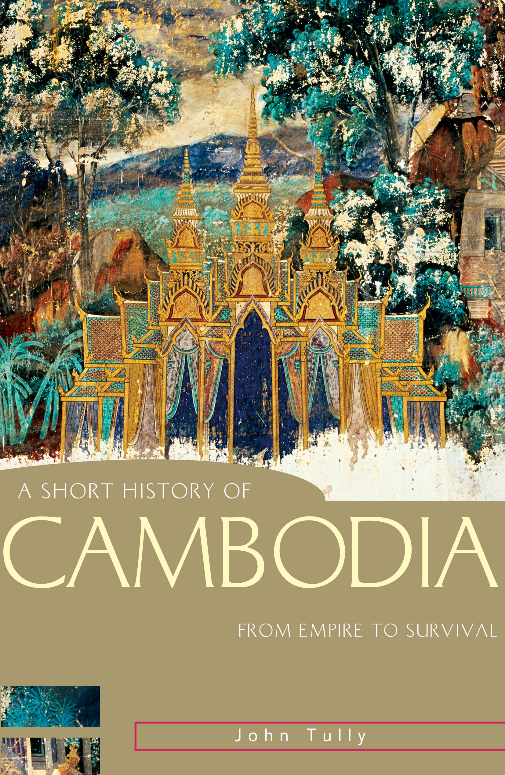 A short history of cambodia john tully 9781741147636 allen a short history of cambodia fandeluxe Images