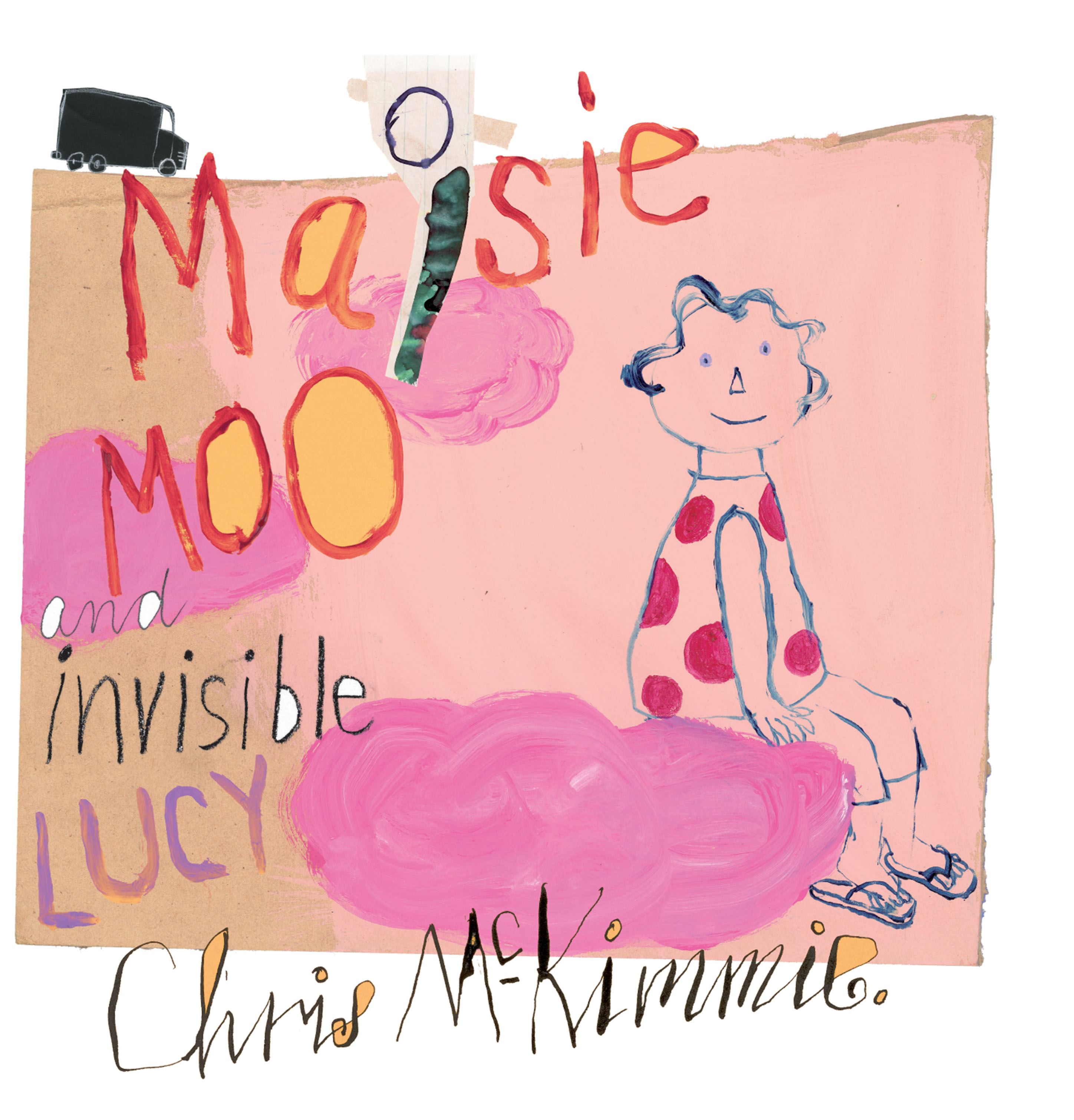 Maisie Moo And Invisible Lucy