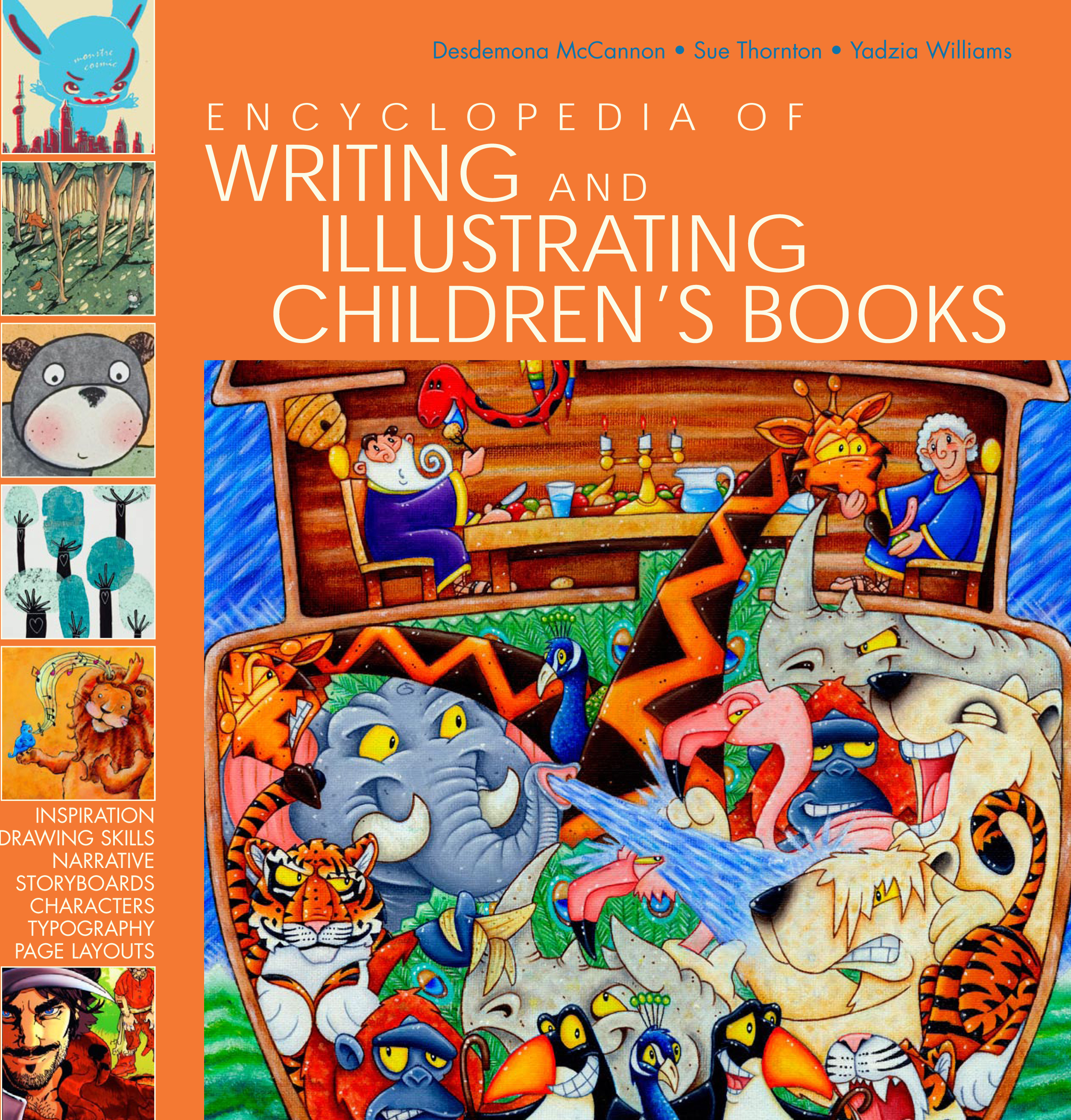 The Encyclopedia of Writing and Illustrating Children's Books - Desdemona McCannon Sue Thornton