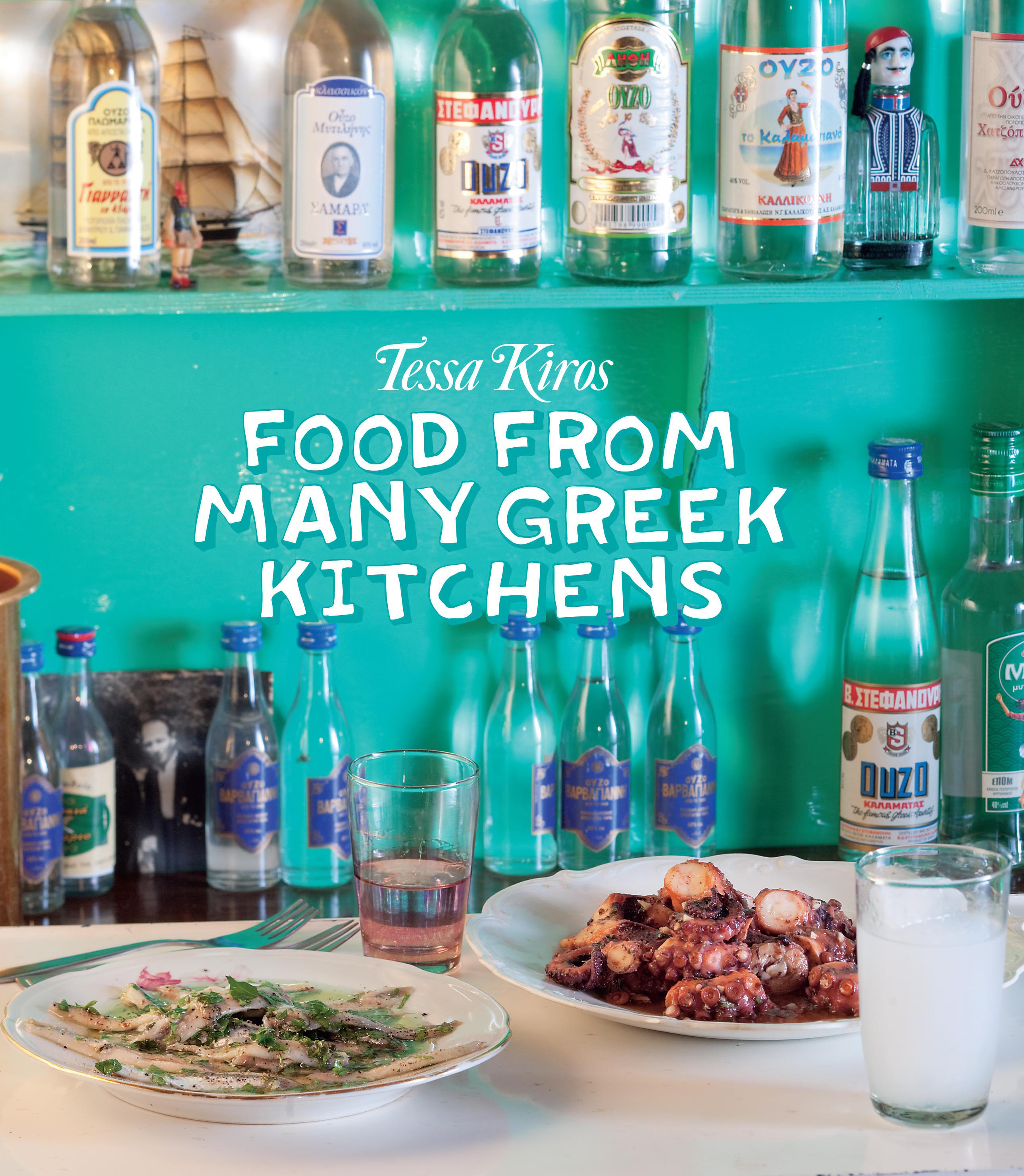 Tessa Kiros - Food From Many Greek Kitchens - Tessa Kiros ...