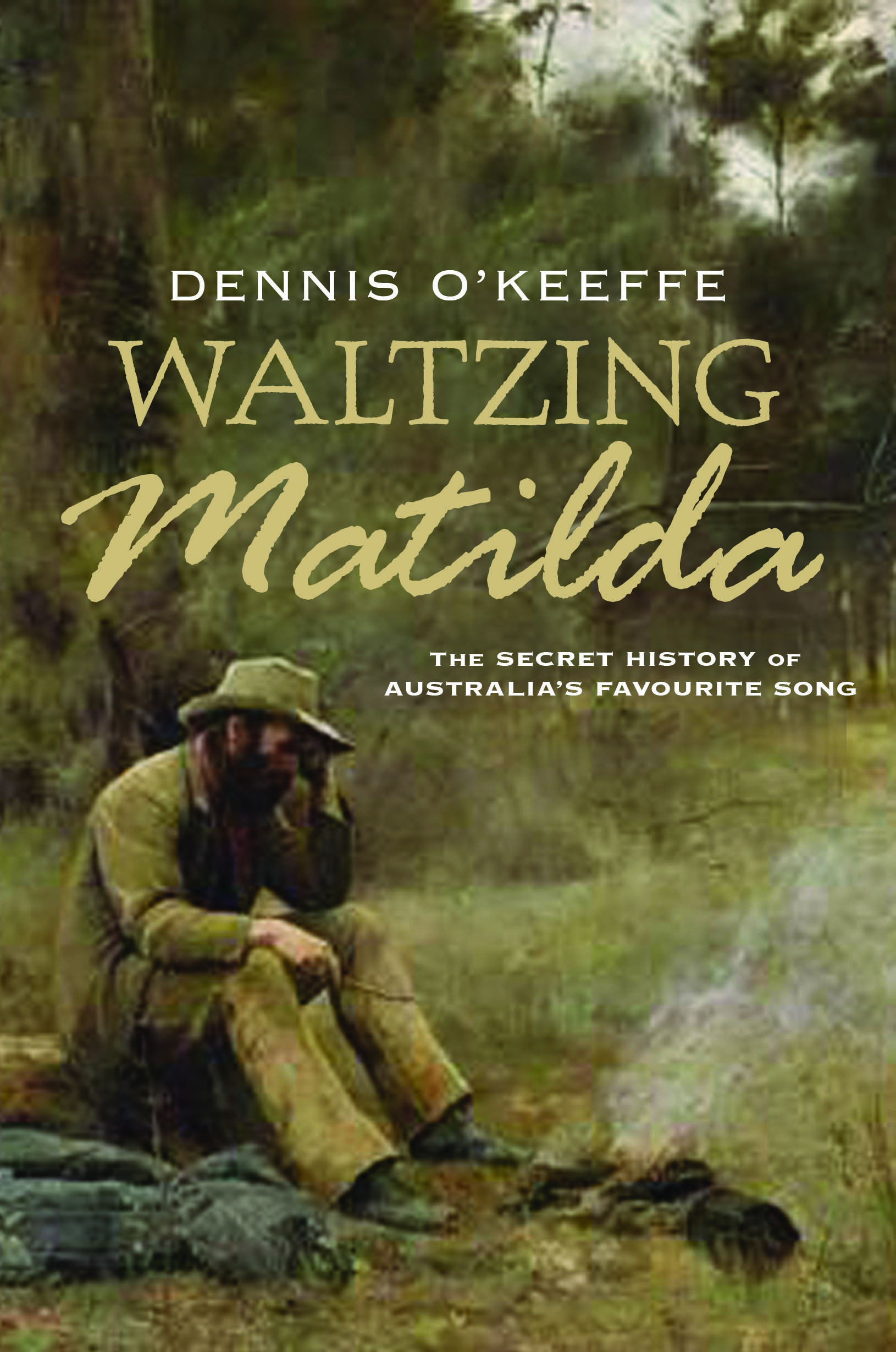What is the meaning of waltzing matilda?