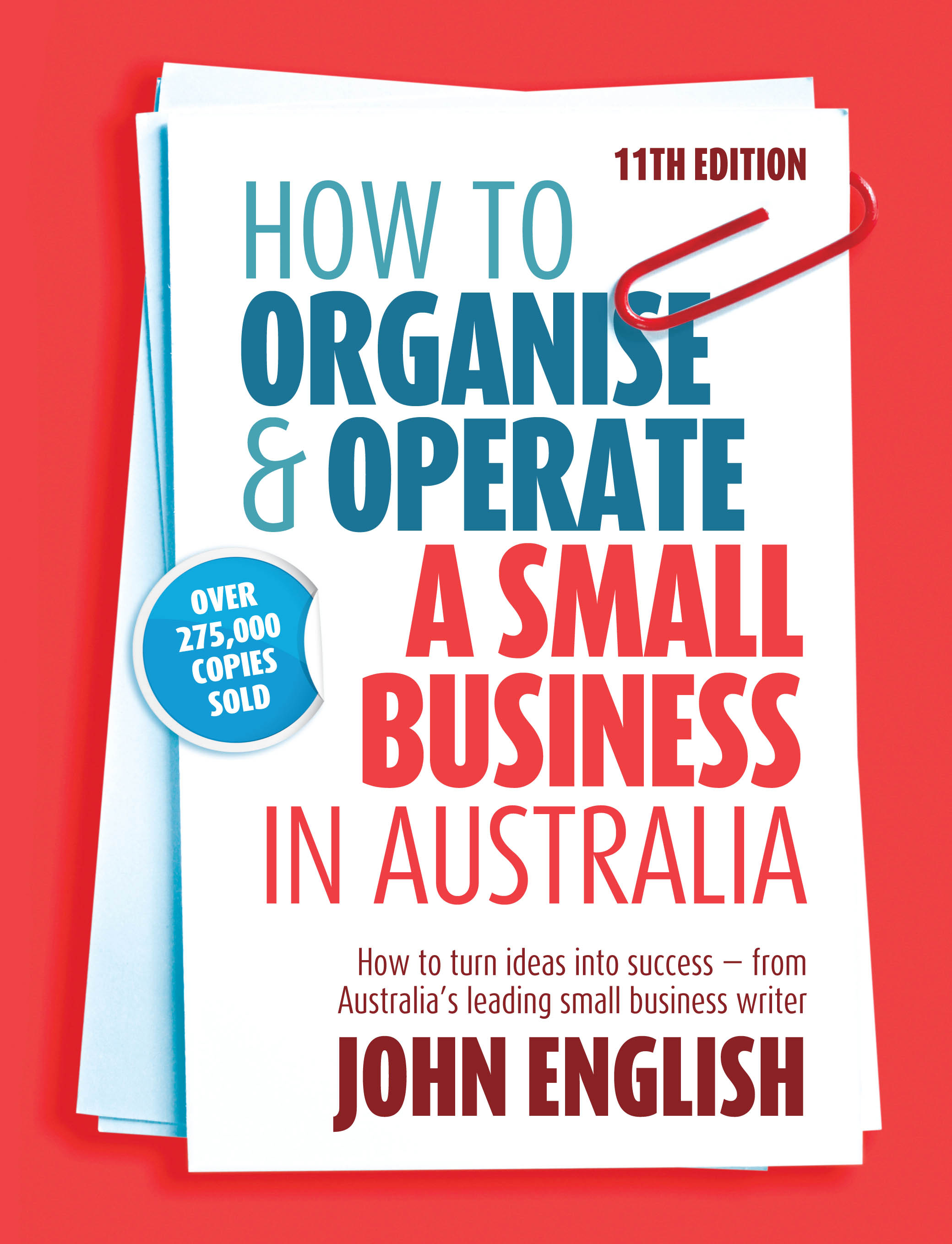 How To Organise & Operate A Small Business In Australia
