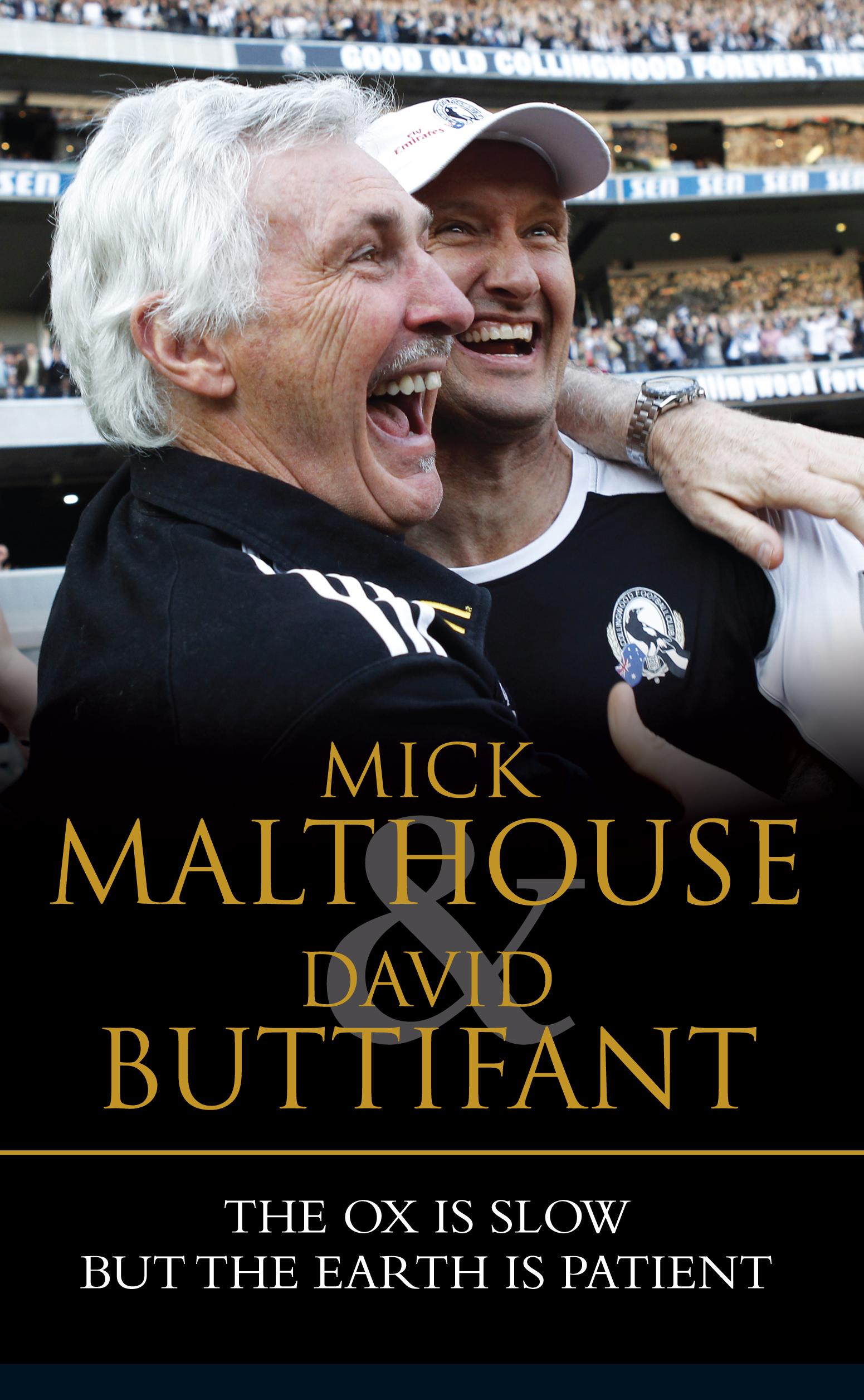 mick malthouse book