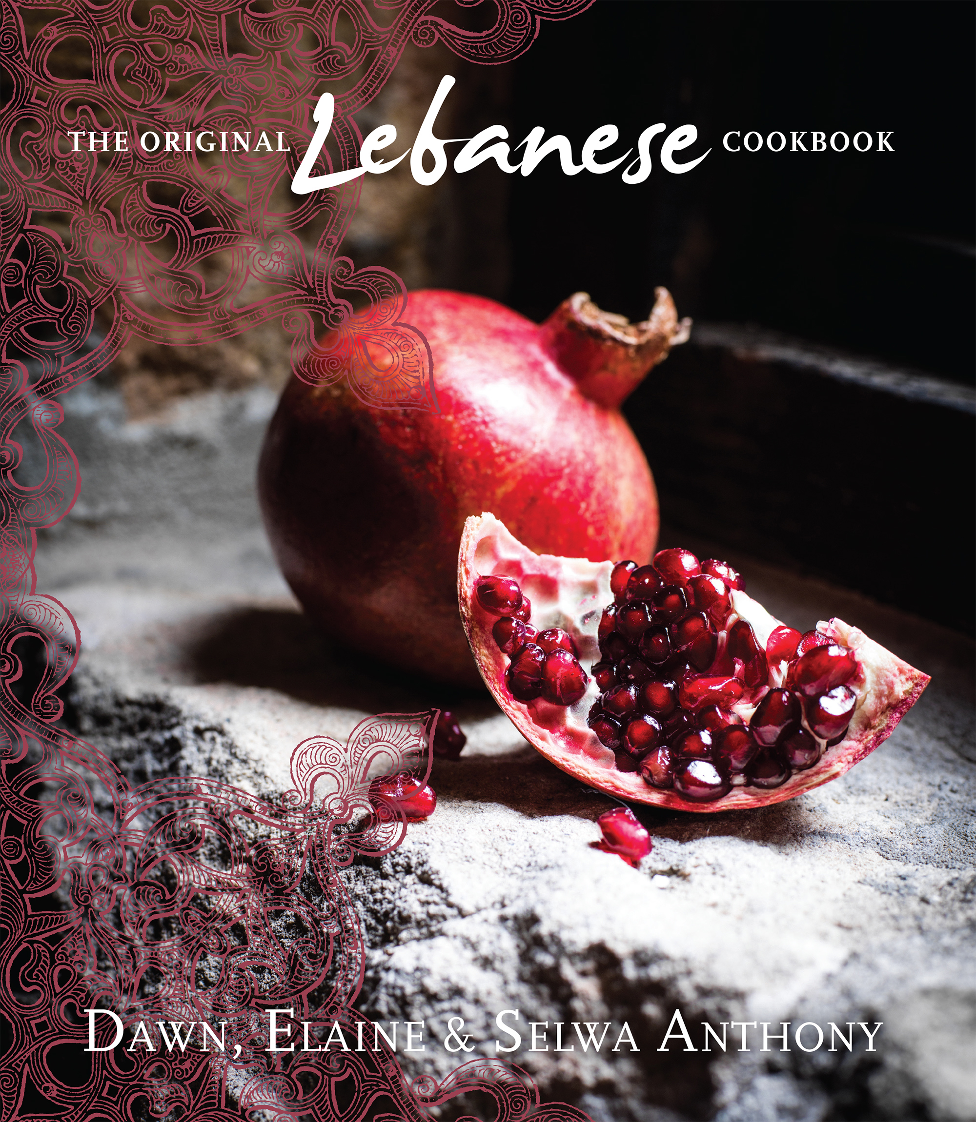 The original lebanese cookbook dawn anthony elaine anthony and download cover the original and best lebanese cookbook forumfinder Images