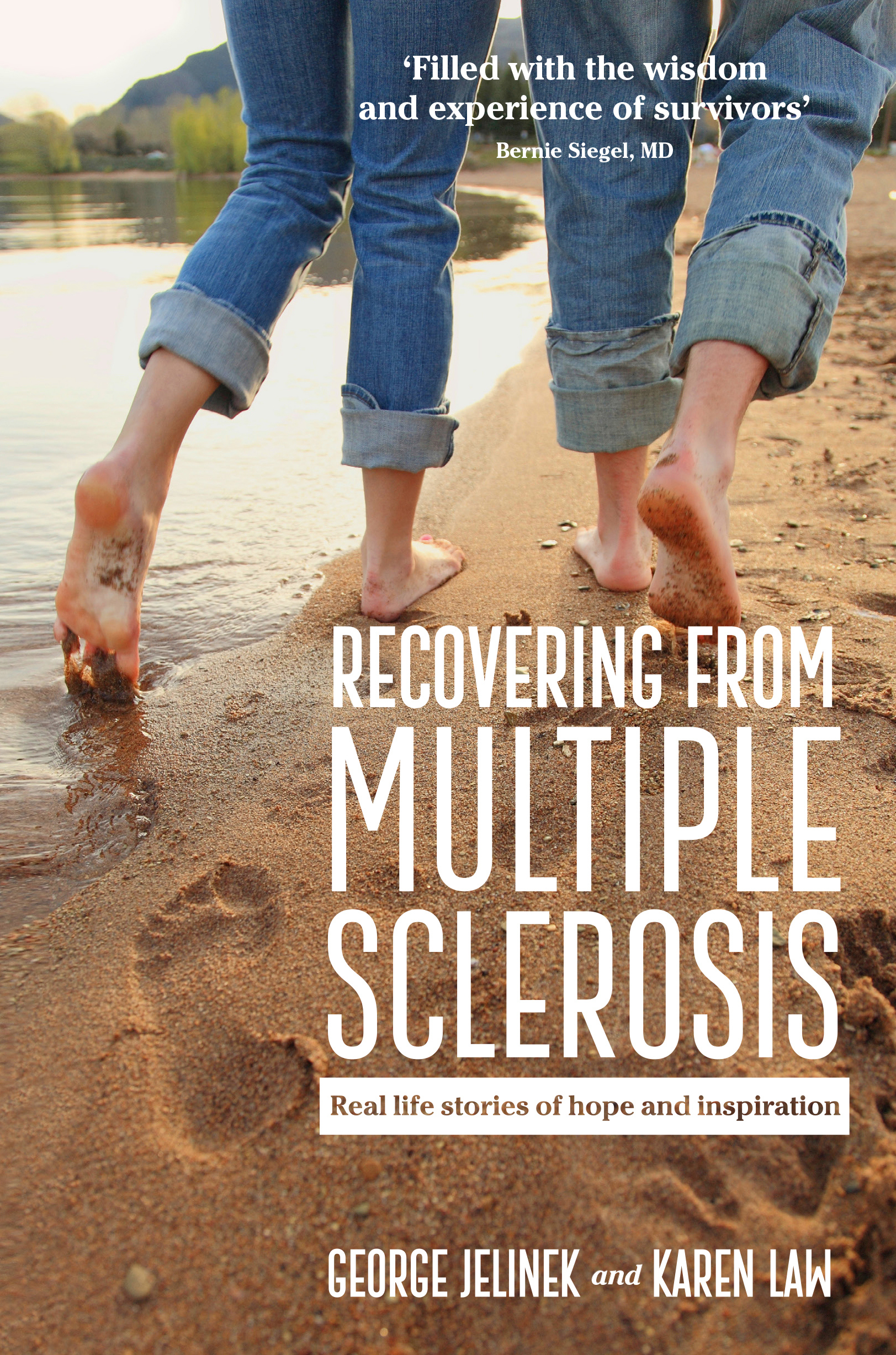 Recovering from Multiple Sclerosis - George Jelinek and