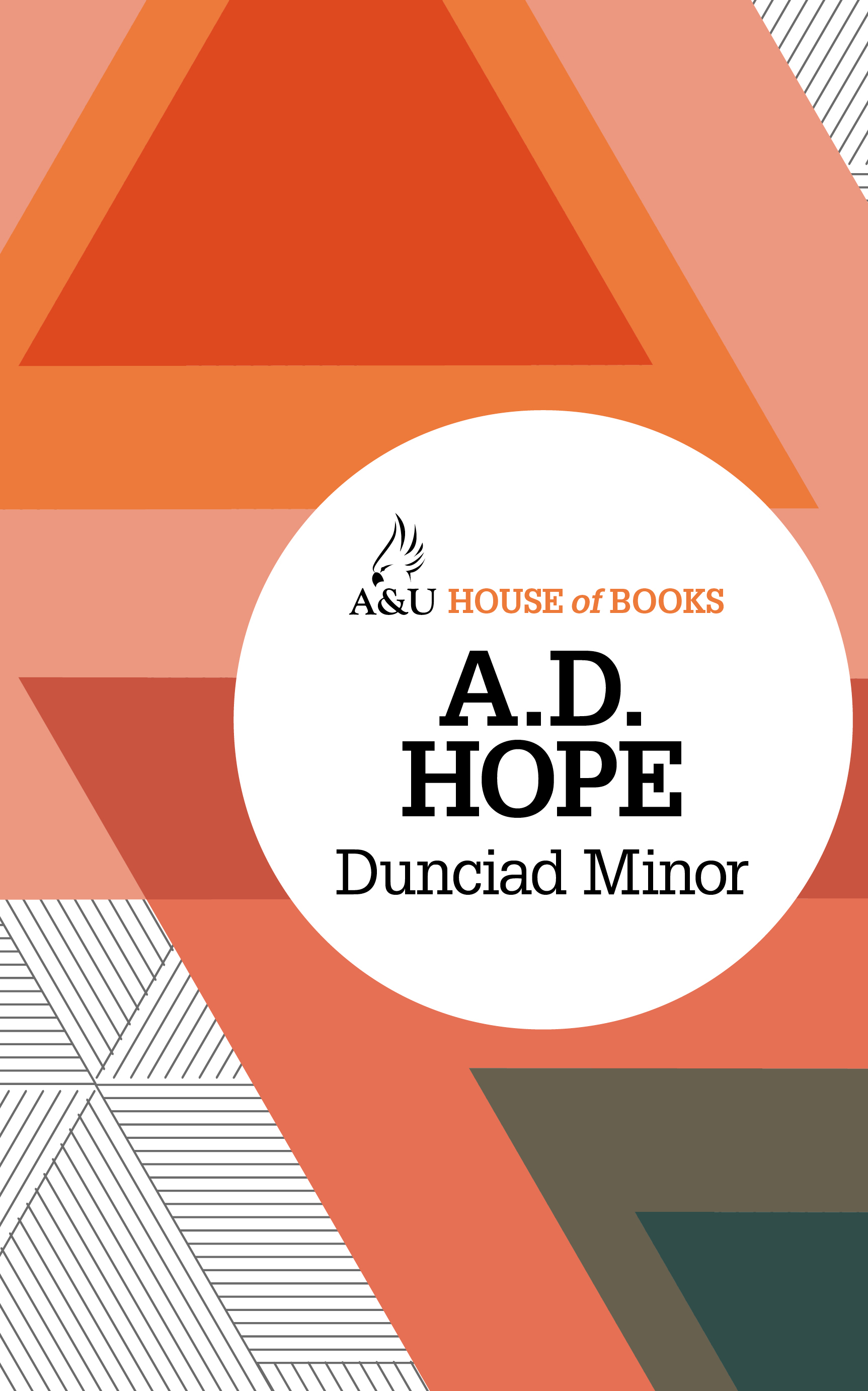 australia by a d hope Australian poet alec derwent hope (1907-2000), better known as ad hope, is  one of those well-known poets whom i'd never before heard of.