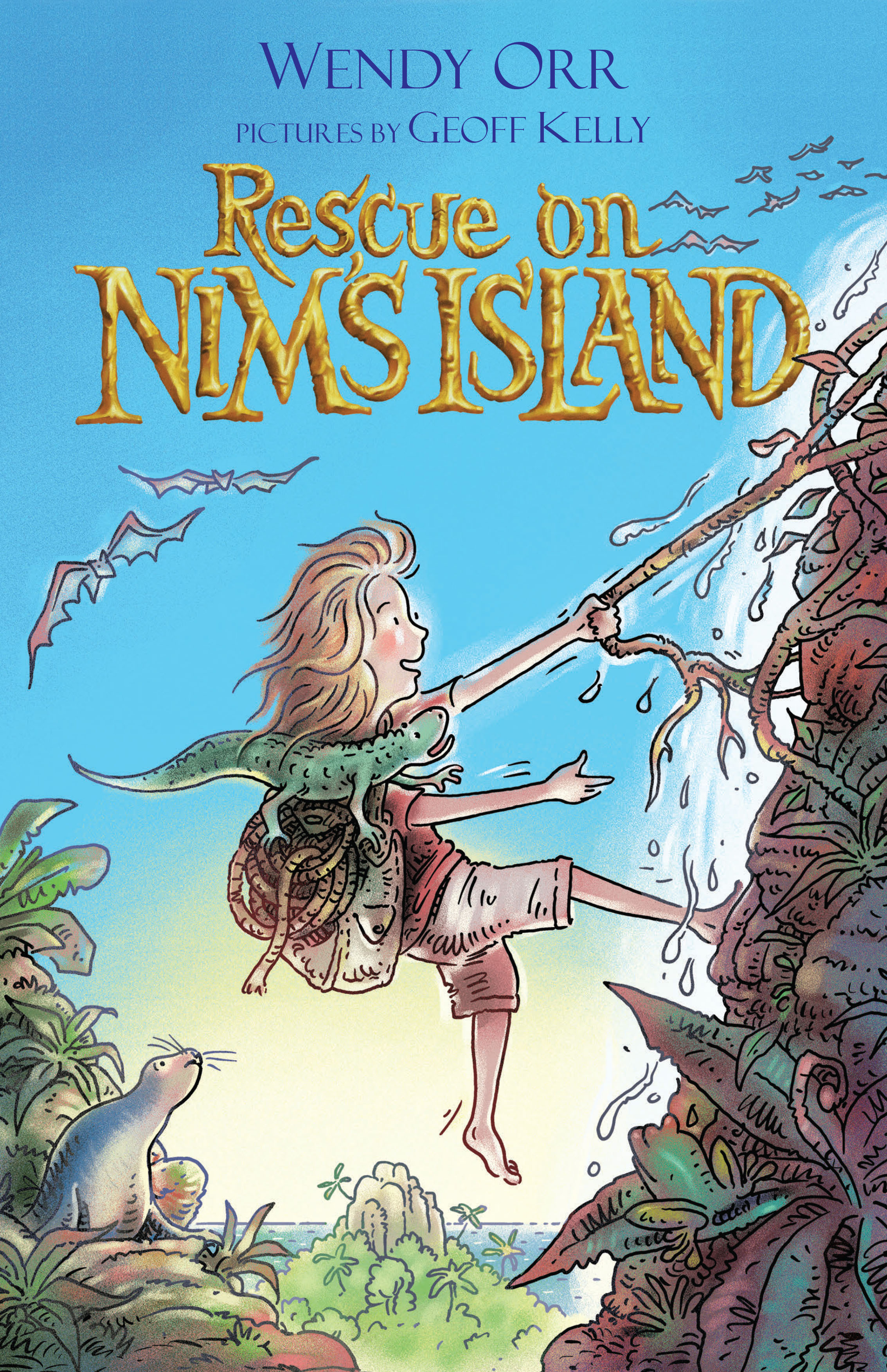 Third Nim S Island