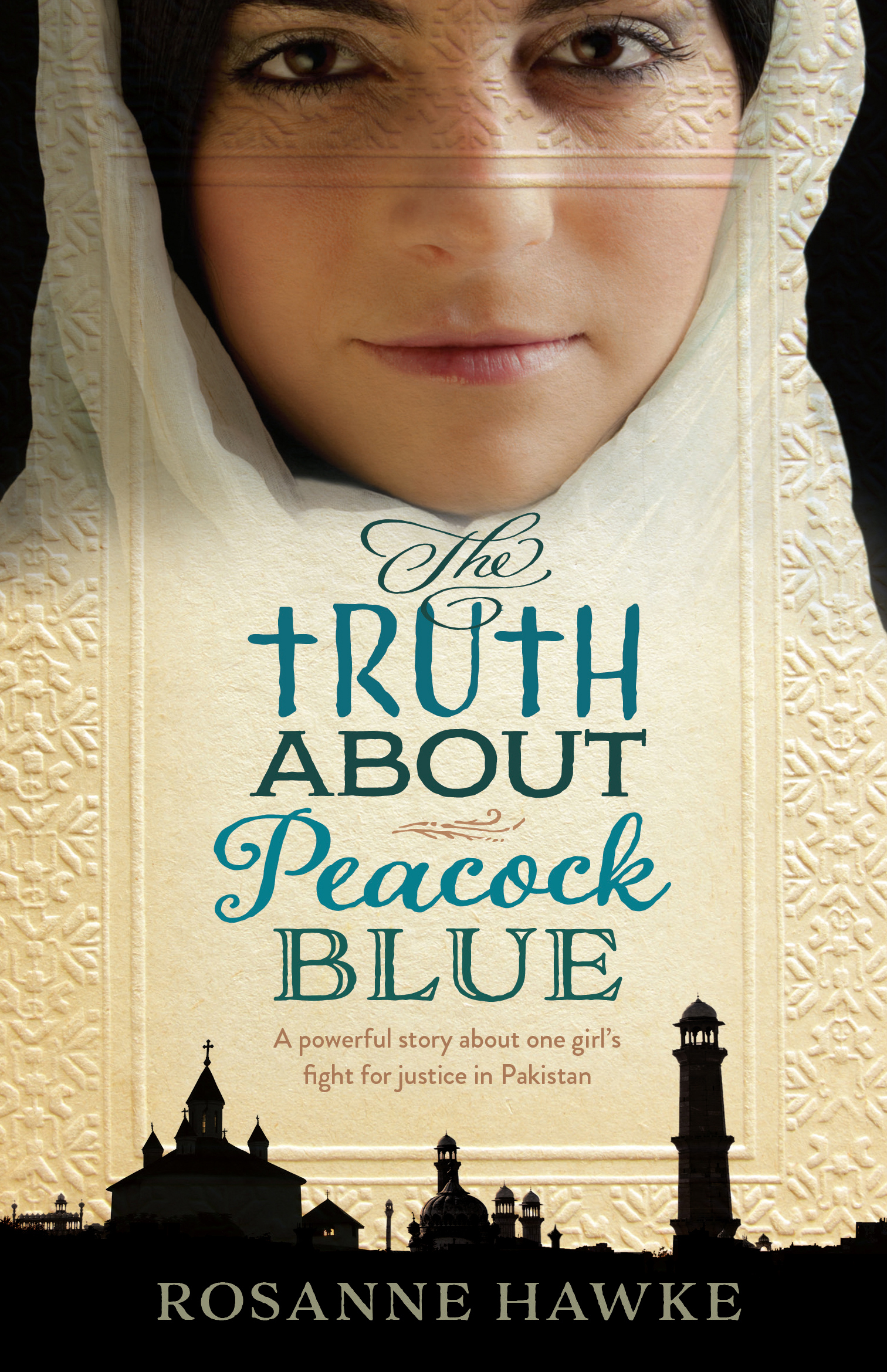 The Truth About Peacock Blue - Rosanne Hawke - 9781743319949