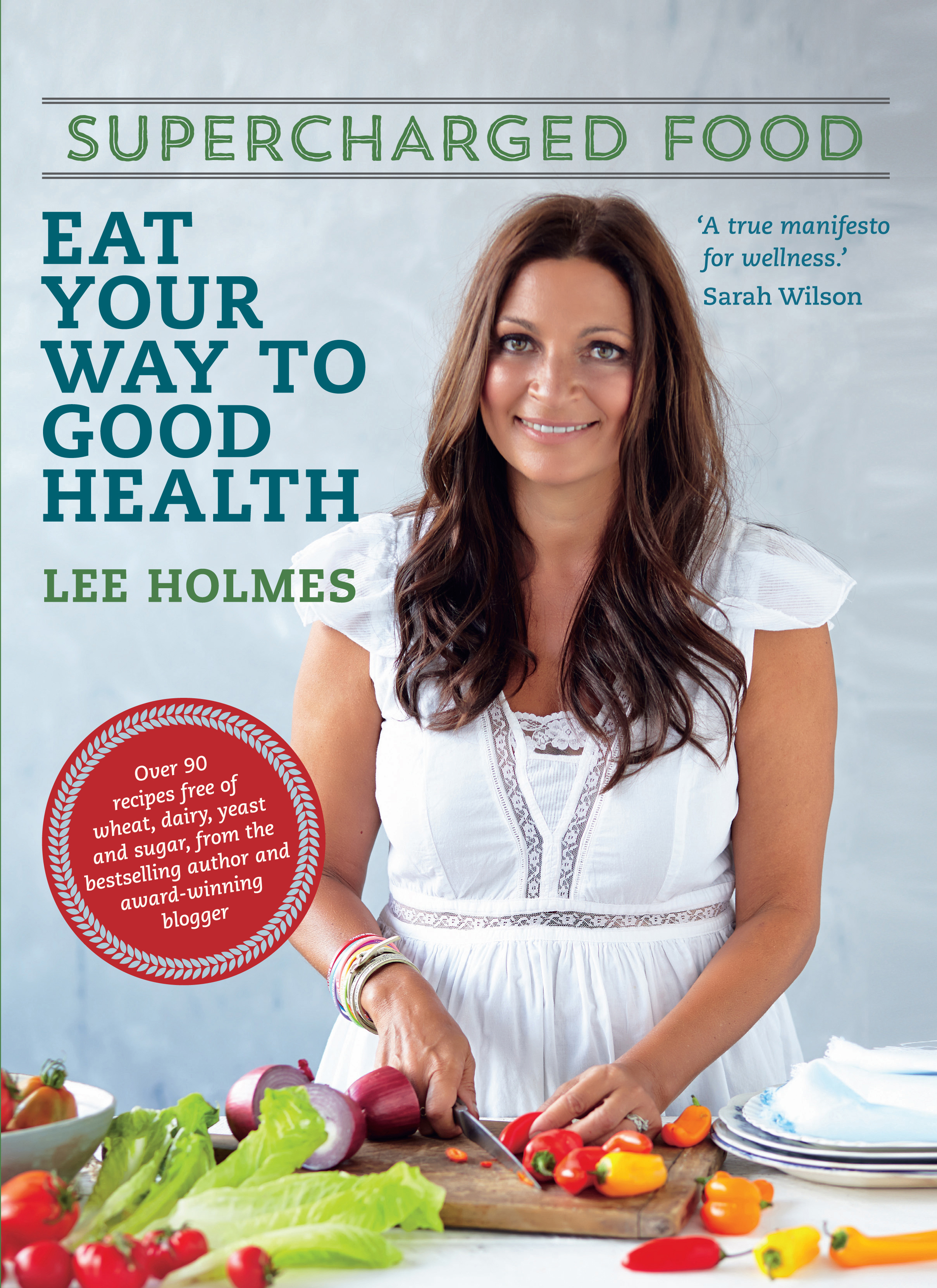 For good health what to eat - Download Cover