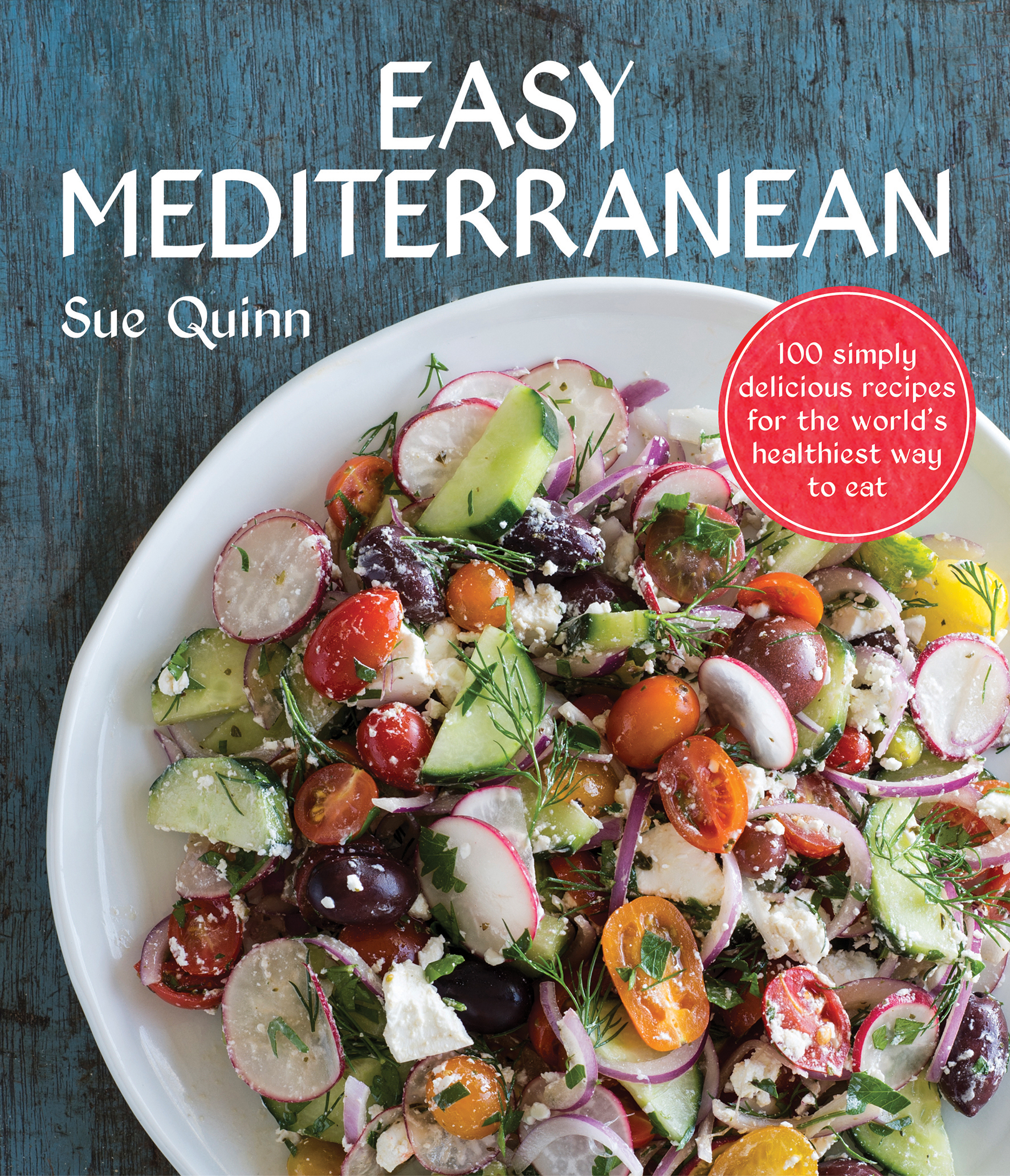 Mediterranean Style Diet Recipes: Easy Mediterranean