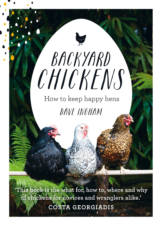 backyard chickens dave ingham 9781743367537 murdoch books