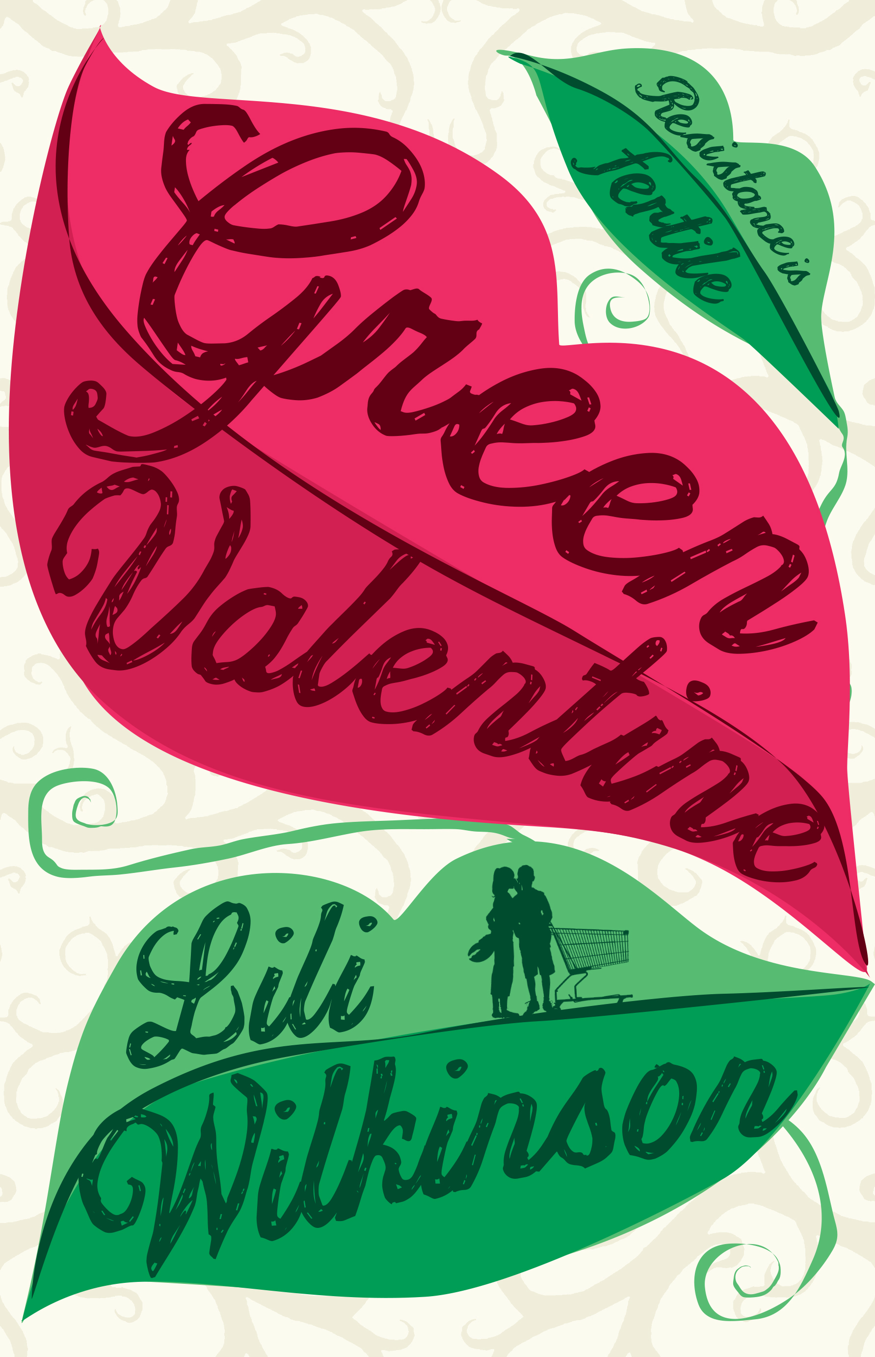 Image result for book cover green valentine