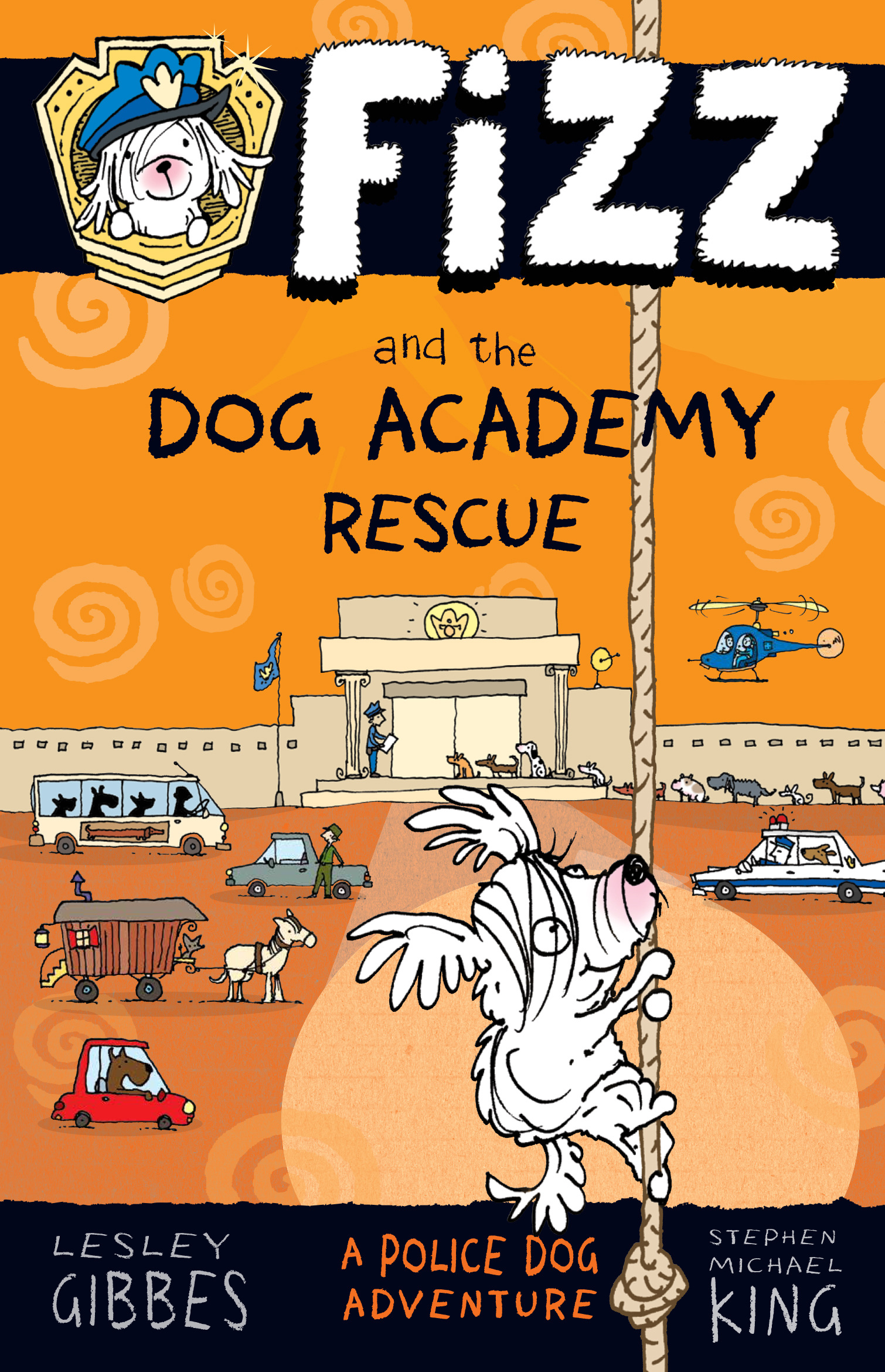 Fizz And The Dog Academy Rescue Fizz