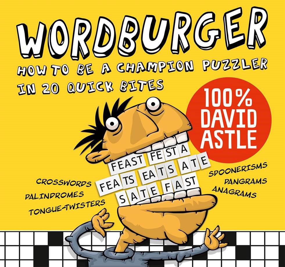 Wordburger - David Astle - 9781760113575 - Allen & Unwin