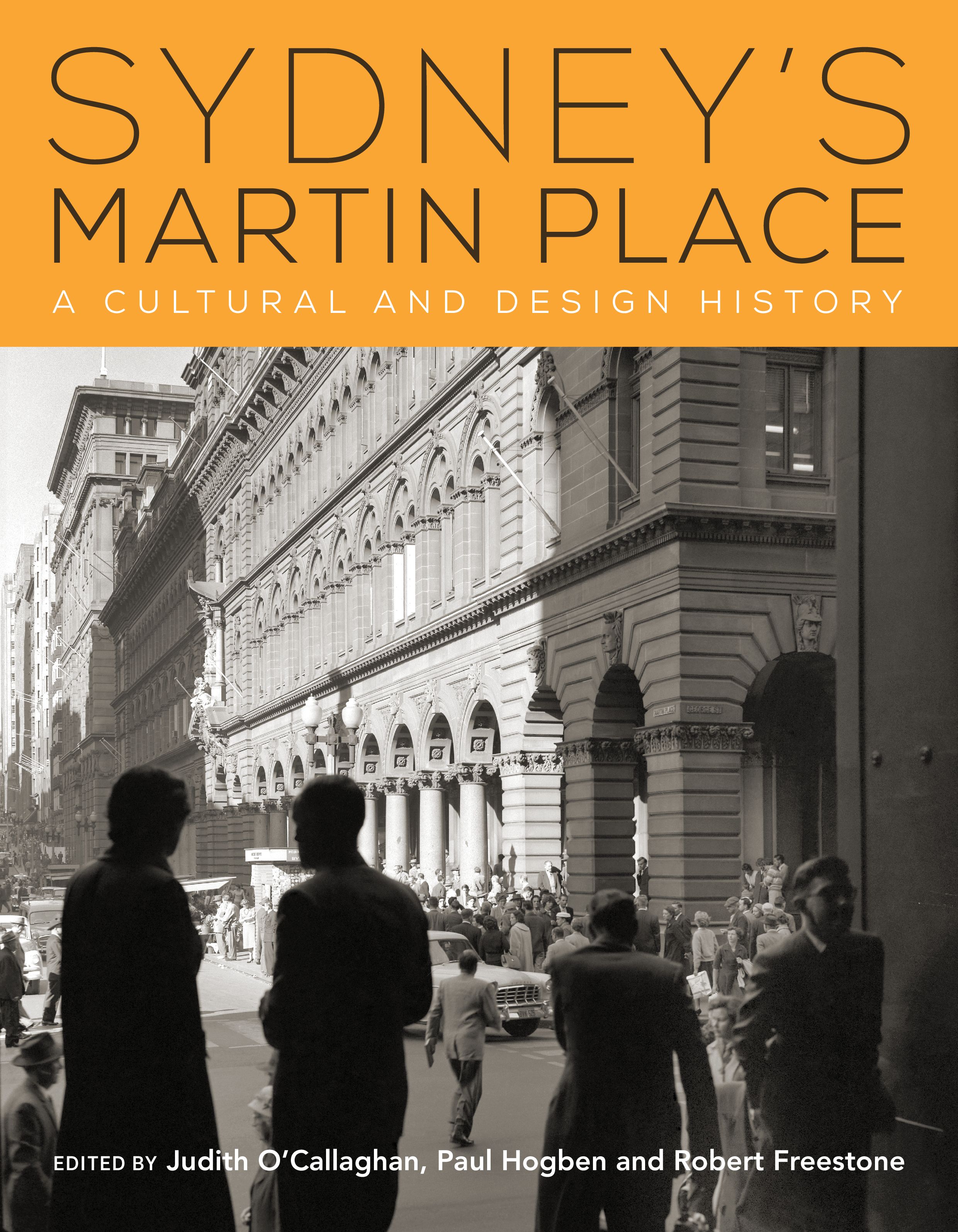 Sydneys martin place edited by judith ocallaghan paul hogben availability out of print the history fandeluxe Choice Image