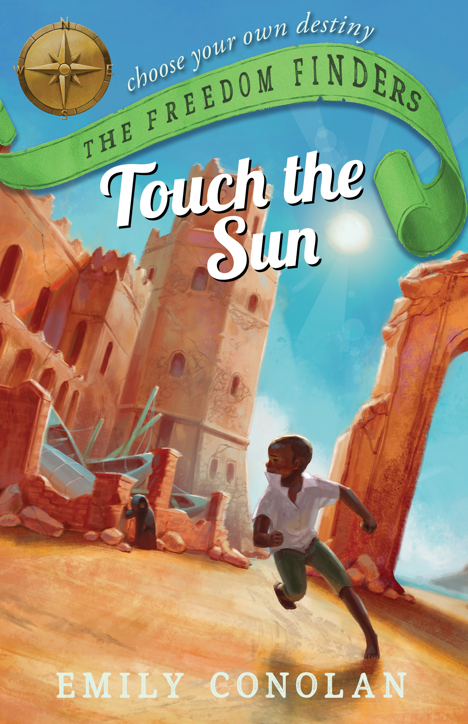 touch the sun  the freedom finders