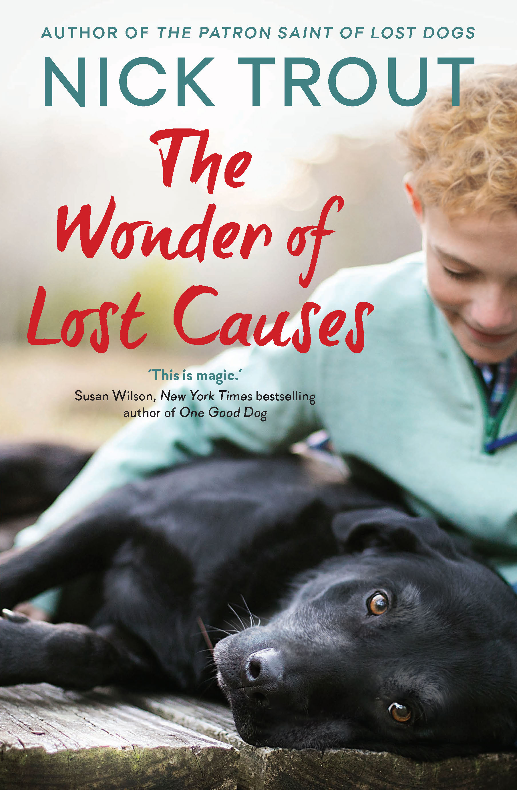The Wonder of Lost Causes - Nick Trout - 9781760527884 - Allen