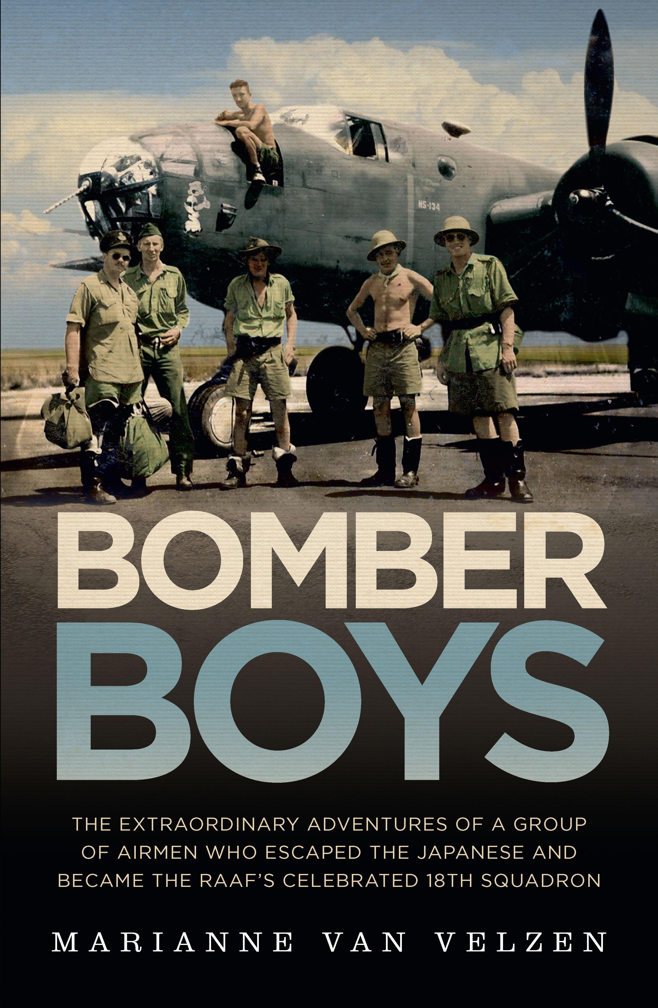 Bomber Boys - Marianne van Velzen - 9781760528232 - Allen