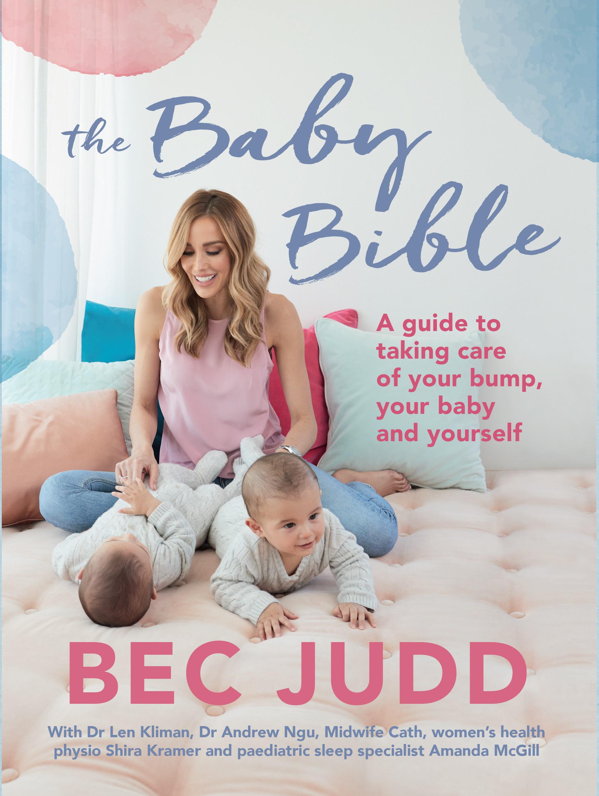 the baby bible - bec judd - 9781760631307 - allen & unwin - australia