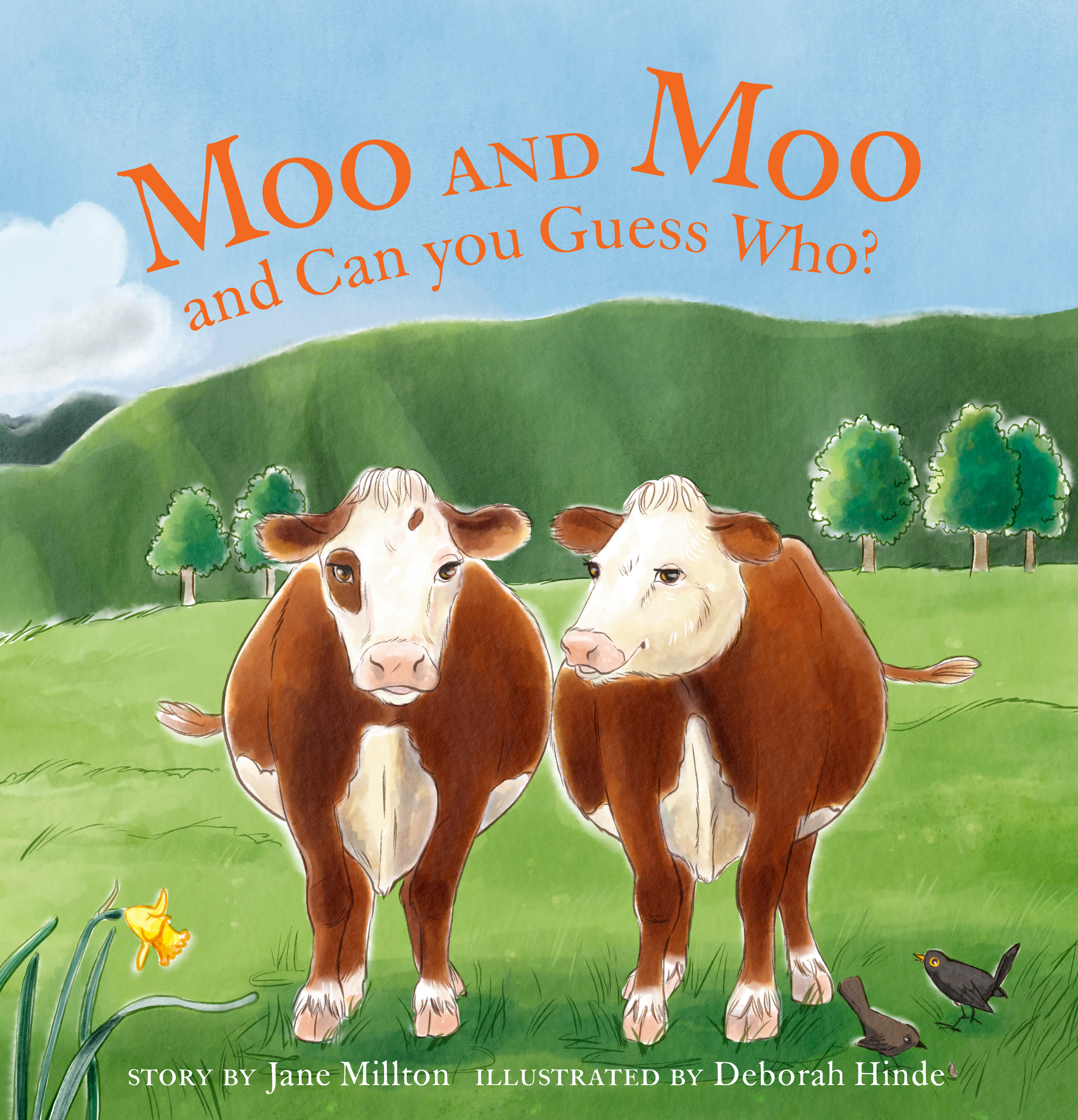 Moo and Moo and Can You Guess Who? - Jane Millton ...
