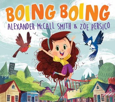 Boing Boing Alexander Mccall Smith 9781781125144