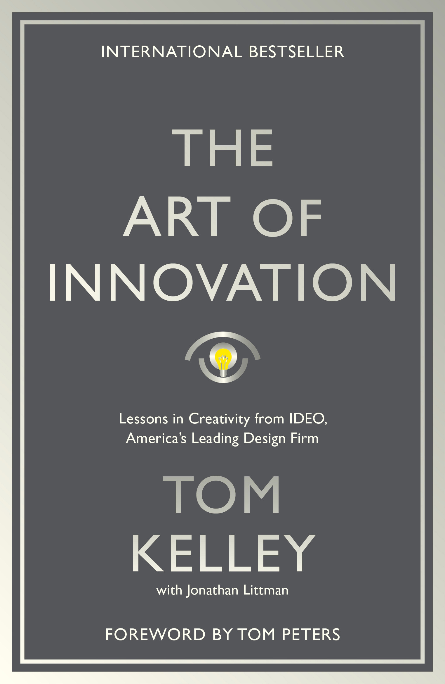 tom kelleys unique product development process at ideo Ideo, the widely admired, award-winning design and development firm that brought the world the apple mouse, polaroid's i-zone instant camera, the palm v, and hundreds of other cutting-edge products and services, reveals its secrets for fostering a culture and process of continuous innovation there .