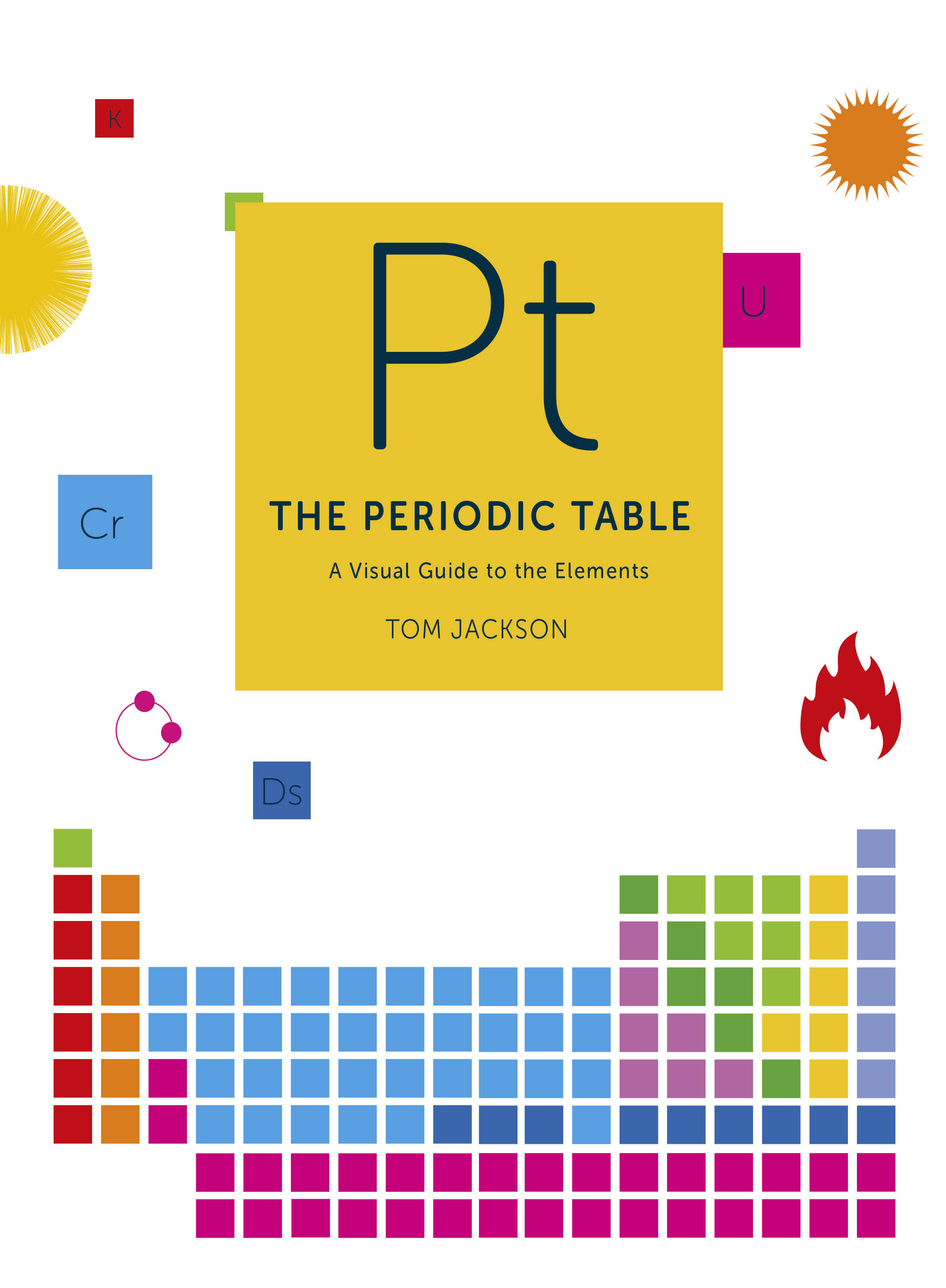 The periodic table tom jackson 9781781316719 murdoch books download cover the periodic table an infographic guide to the elements urtaz Images
