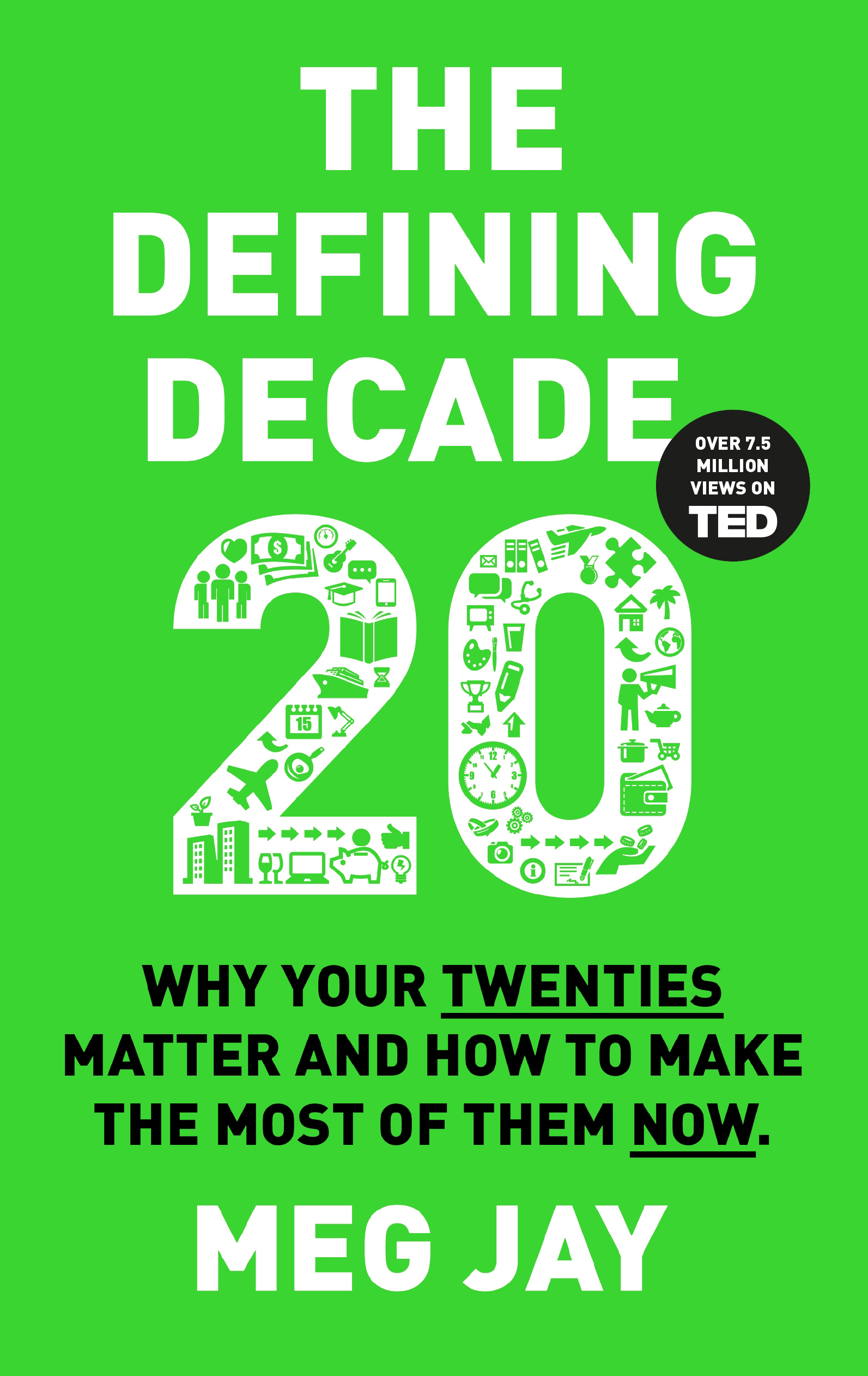 Image result for The Defining Decade by Meg Jay