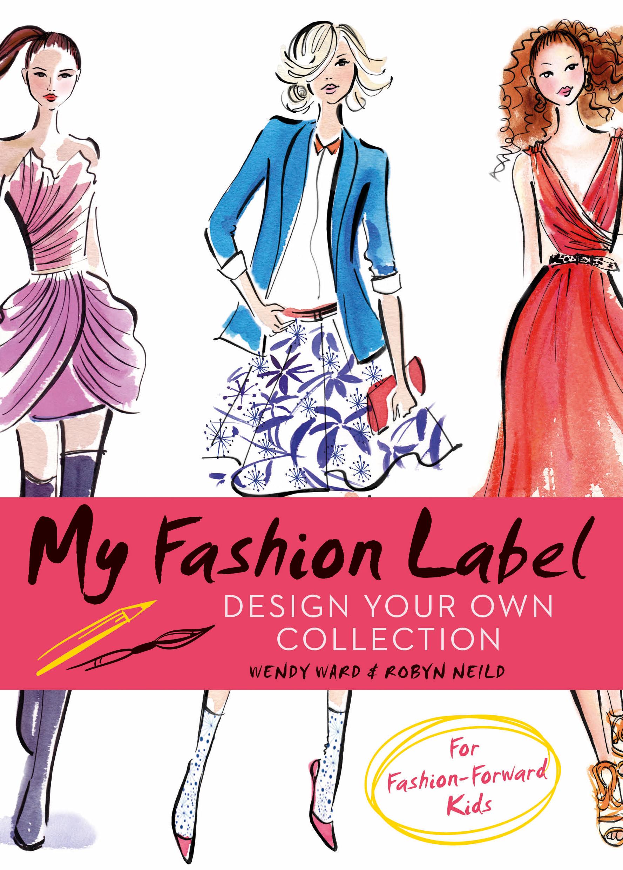 Book club fashion label