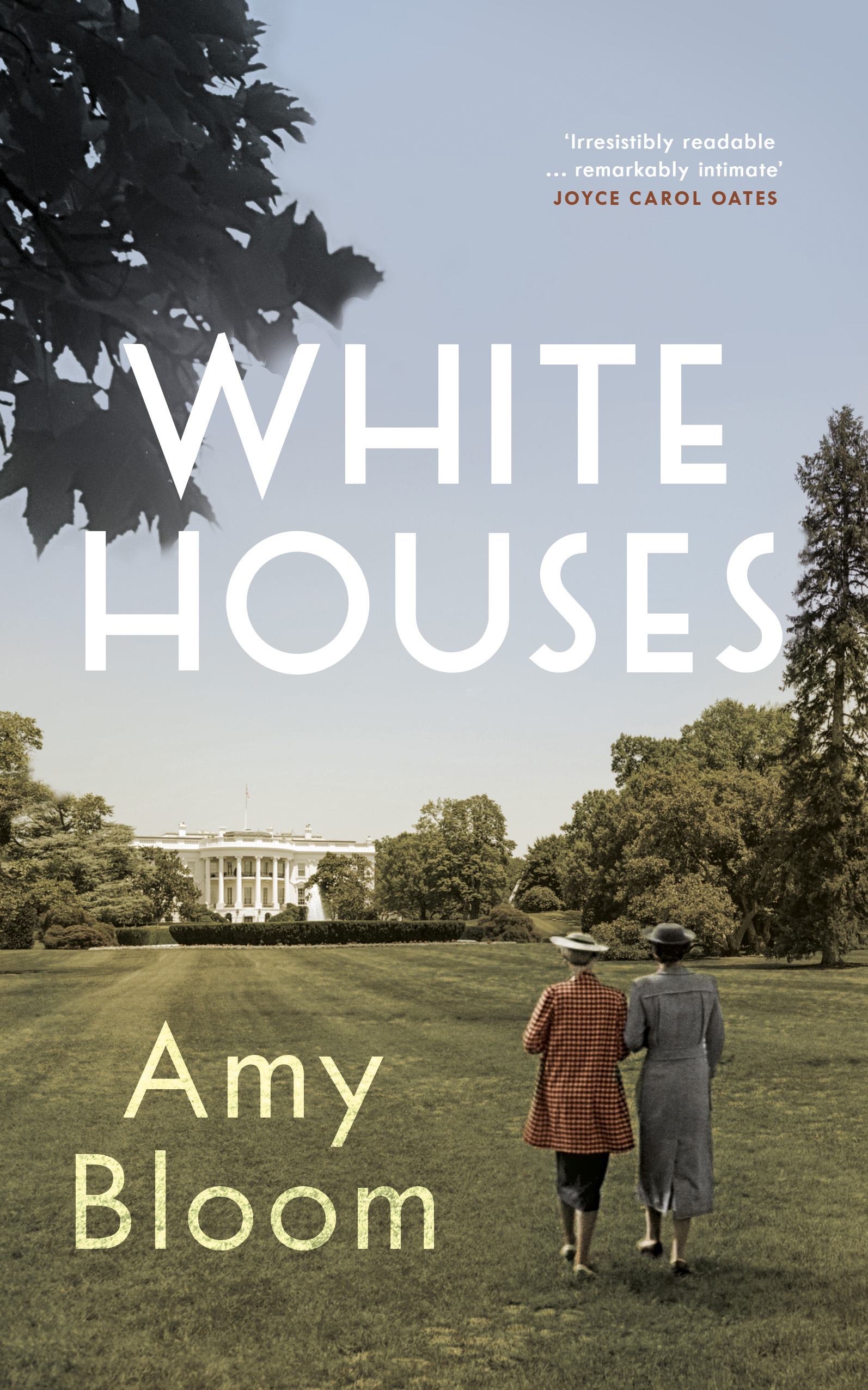 Image result for White Houses by Amy Bloom