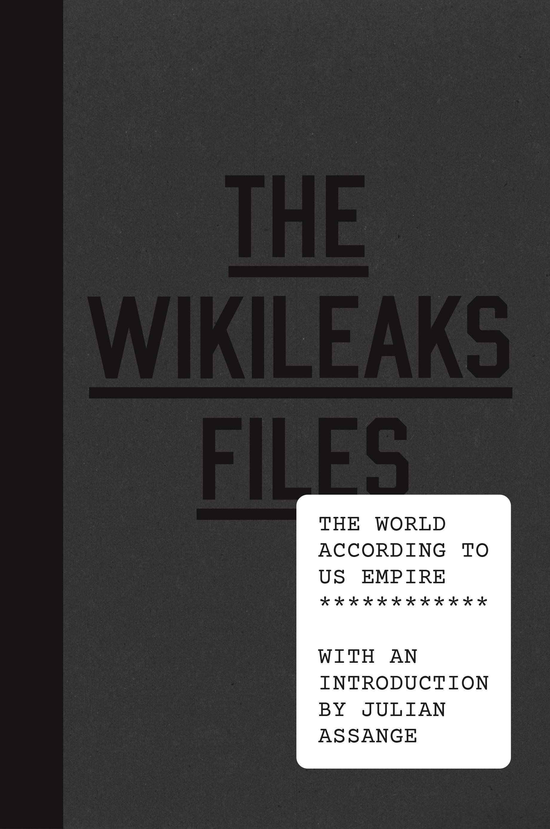 thesis statement wikileaks