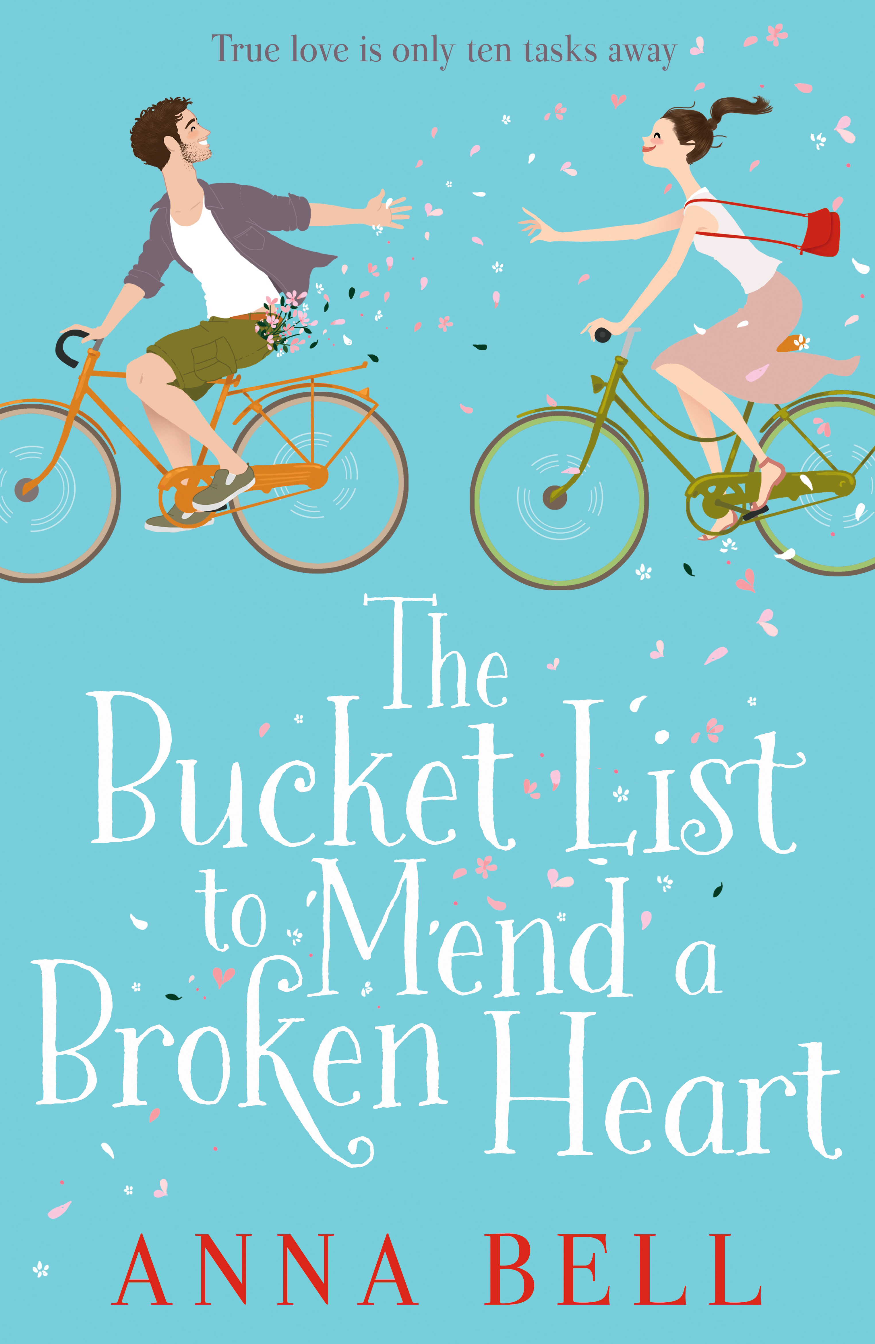 The bucket list to mend a broken heart anna bell 9781785760372 download cover fandeluxe PDF