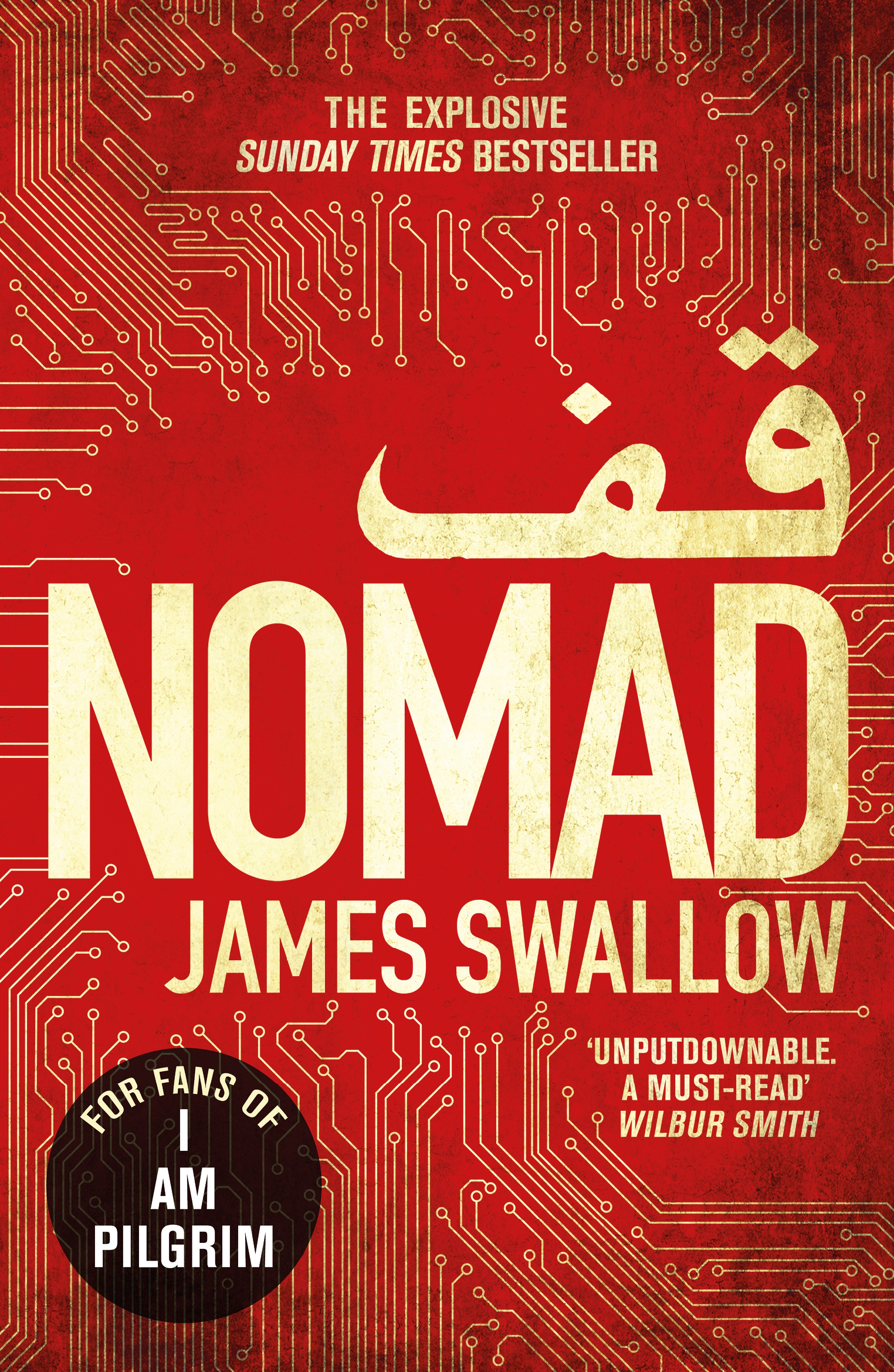 Nomad James Swallow